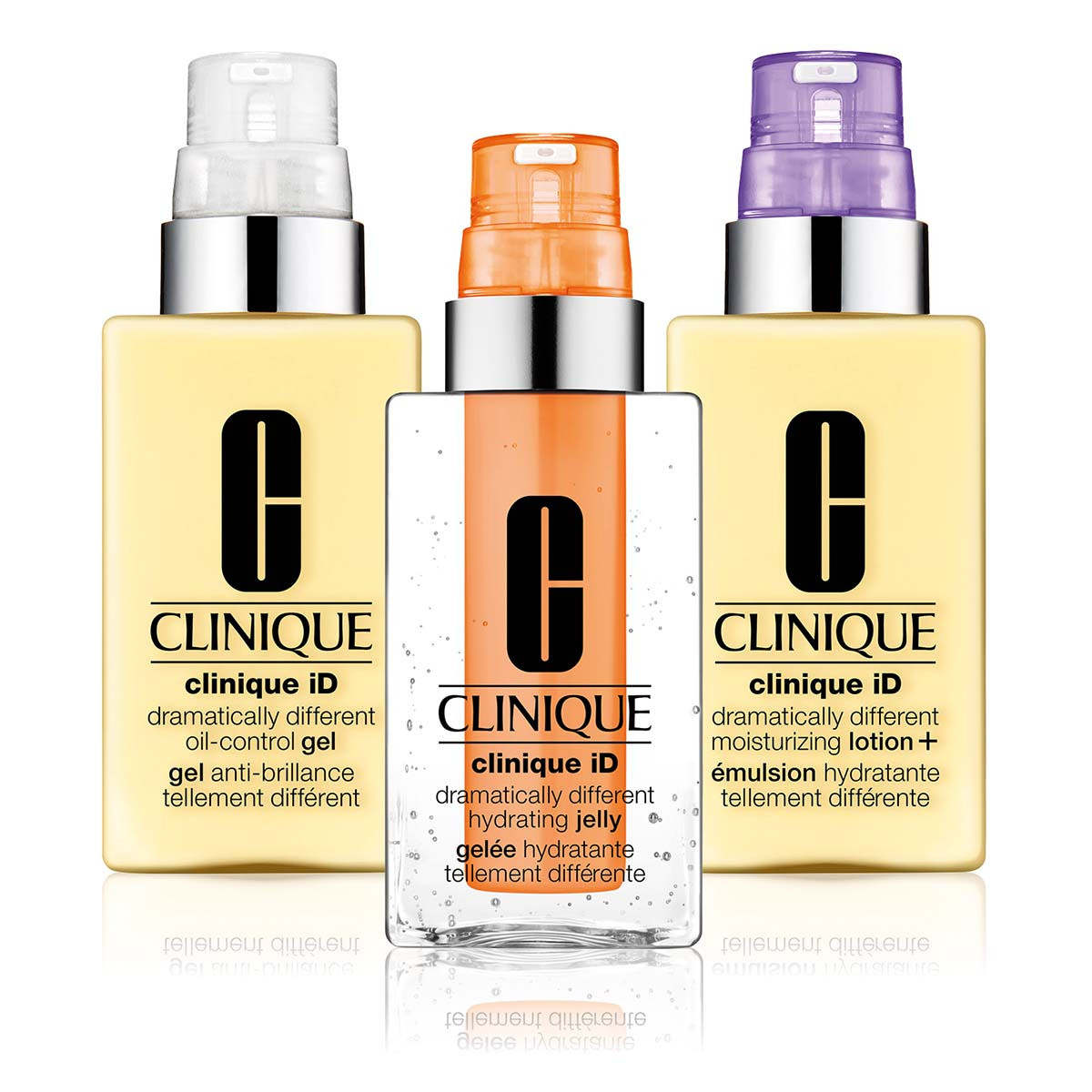 Clinique dramatically different hydrating jelly base -115 ml, Trasparente, large image number 0