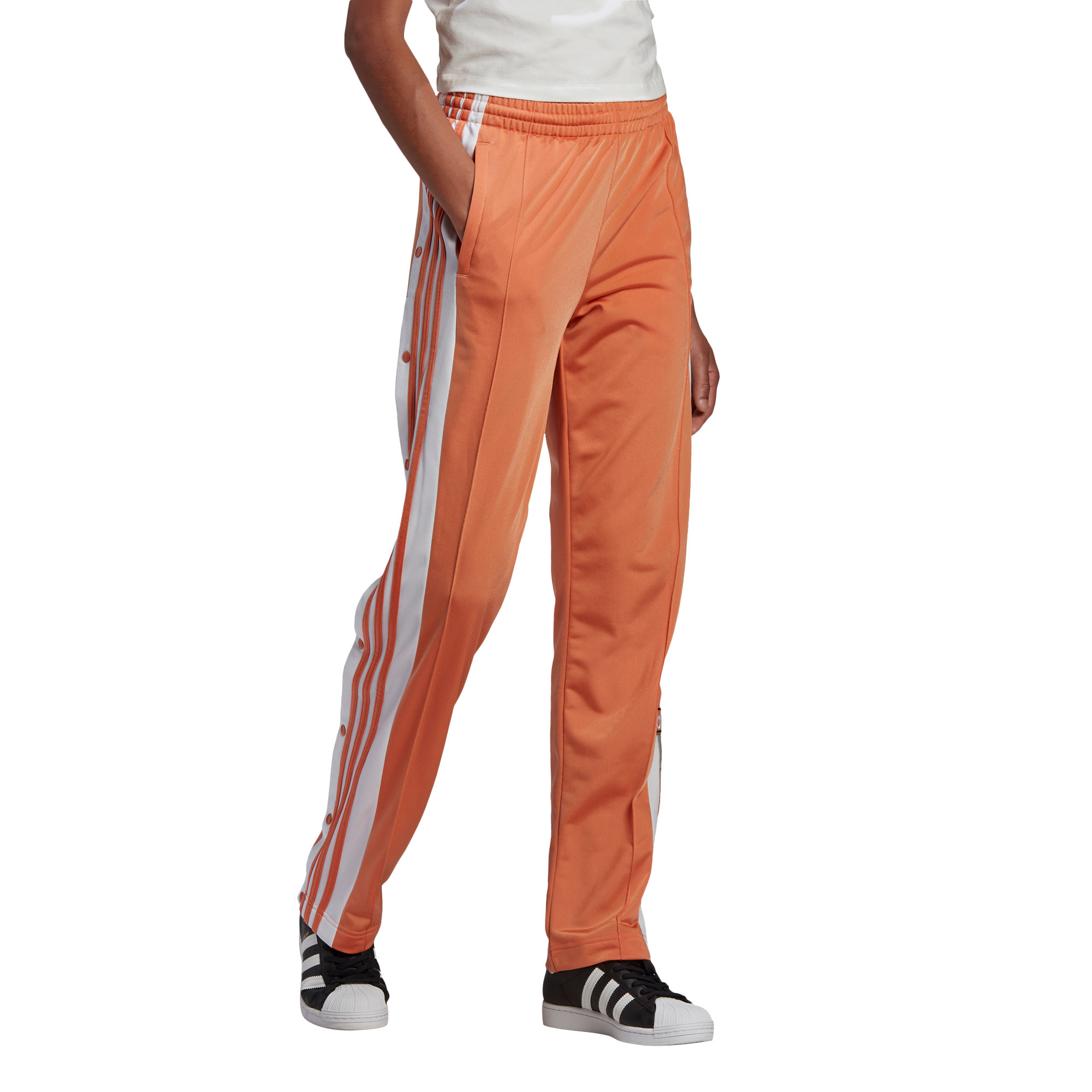 Pantaloni tuta adicolor Classics adibreak, Marrone bronzo, large image number 5