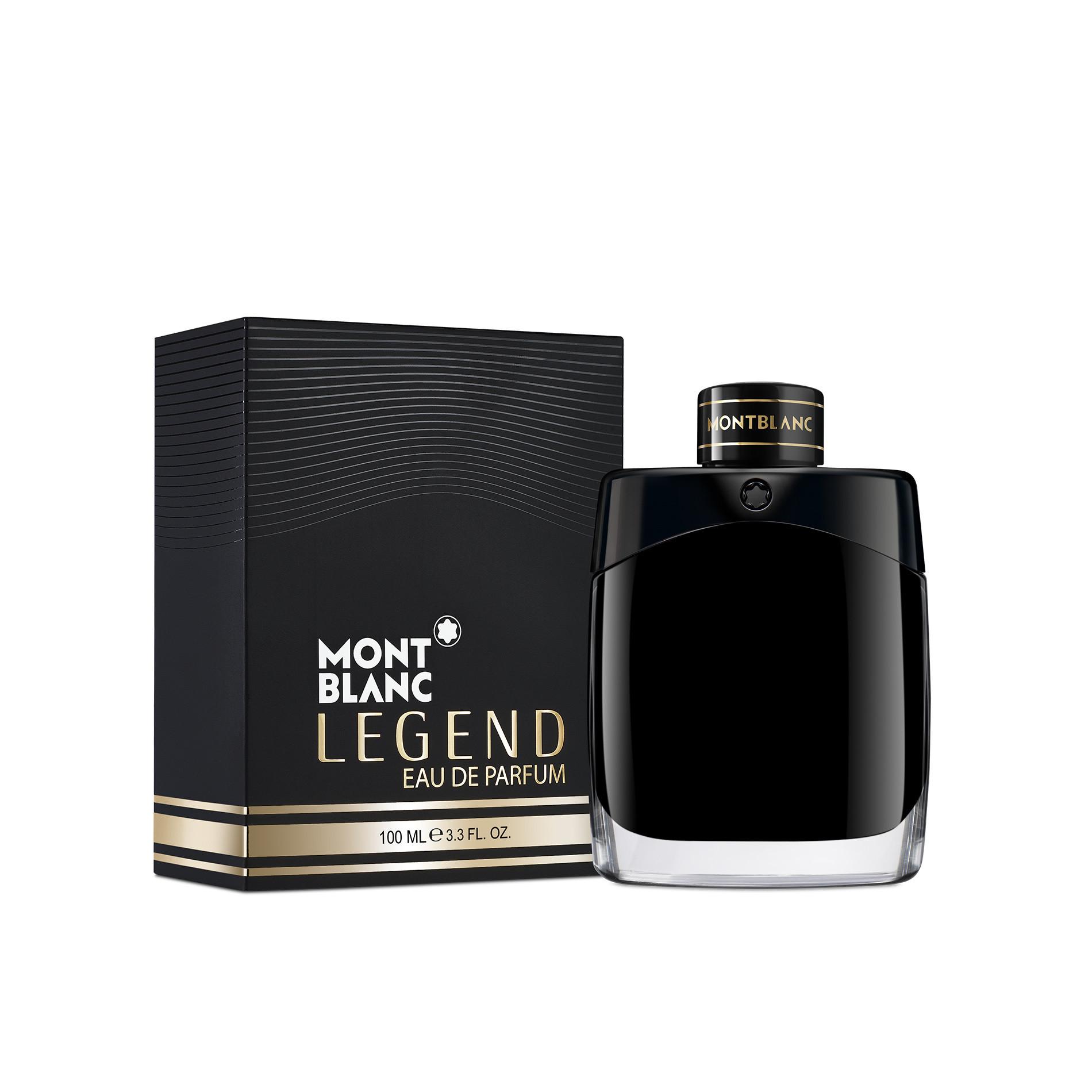 Montblanc Legend Edp 100 ml, Nero, large image number 1
