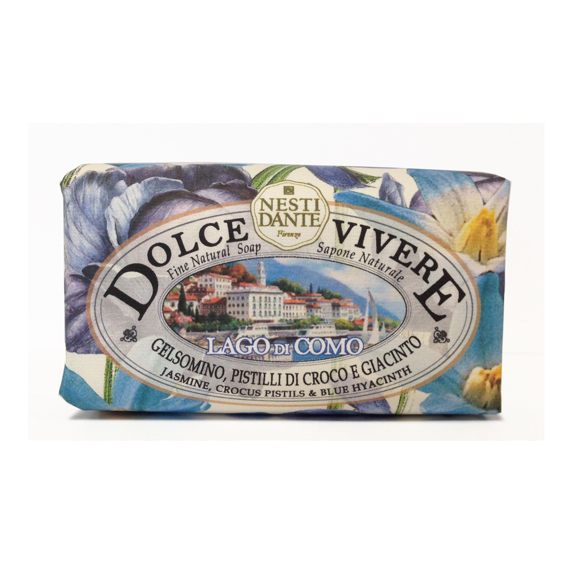 Dolce Vivere  - Lago di Como, Azzurro, large image number 0