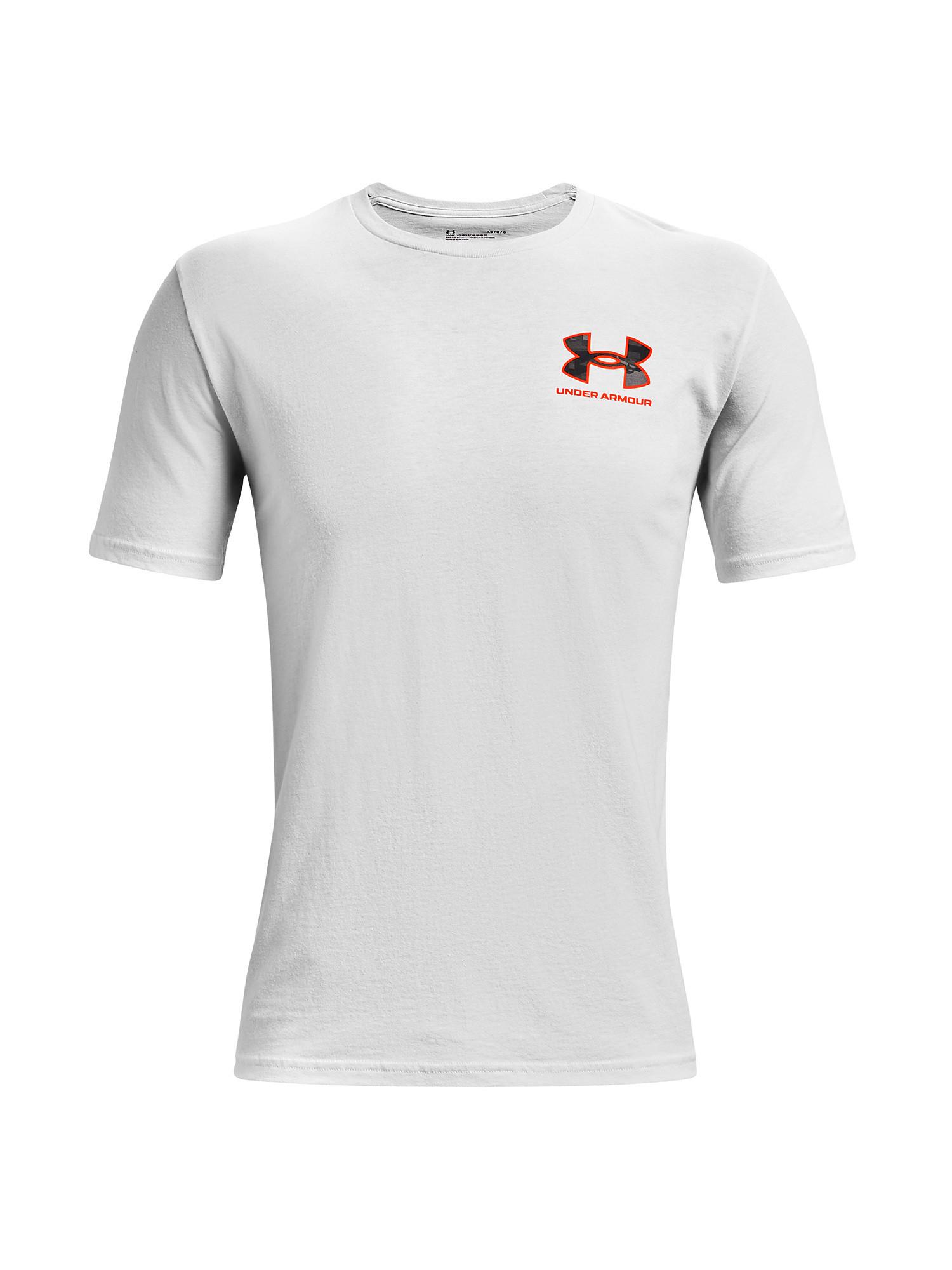 T-shirt sportiva uomo , Grigio, large image number 0