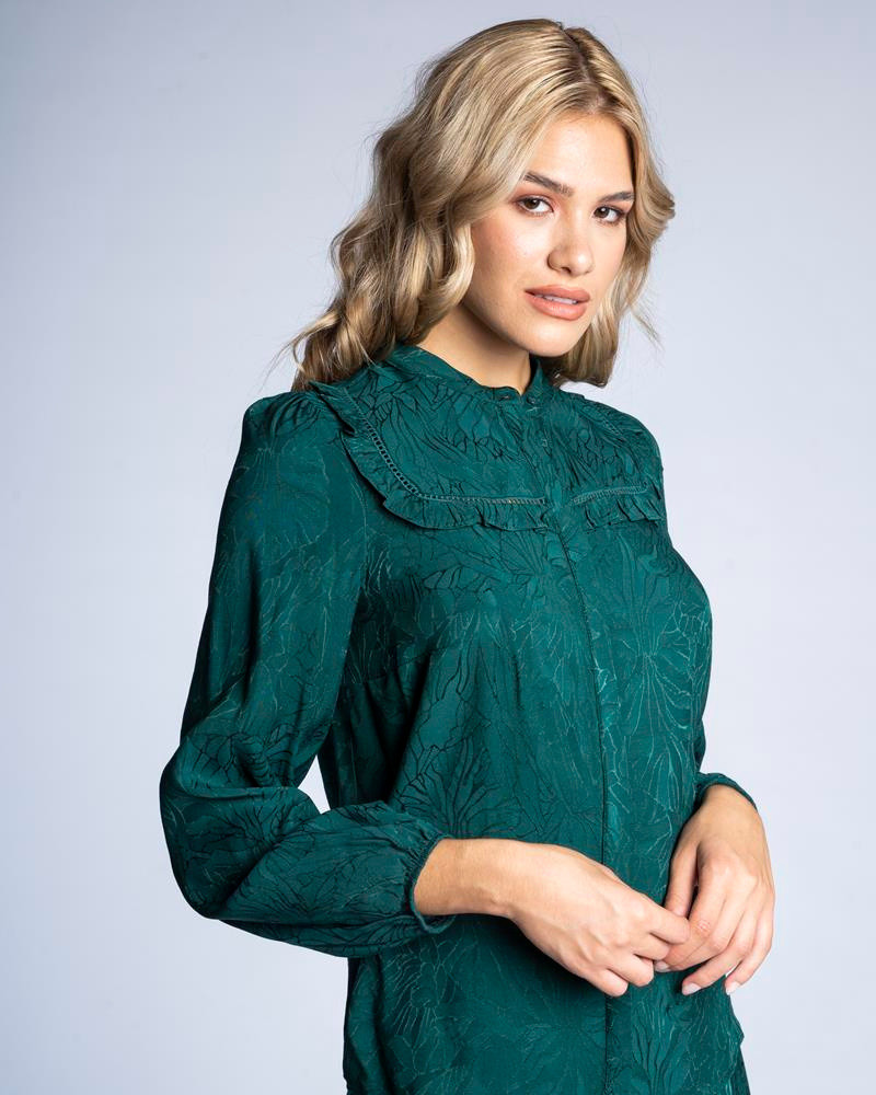 Camicia, Verde, large image number 3