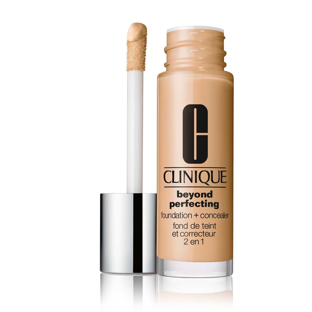 Clinique beyond perfecting foundation - cn 08 linen  30 ml, CN 08 LINEN, large image number 0