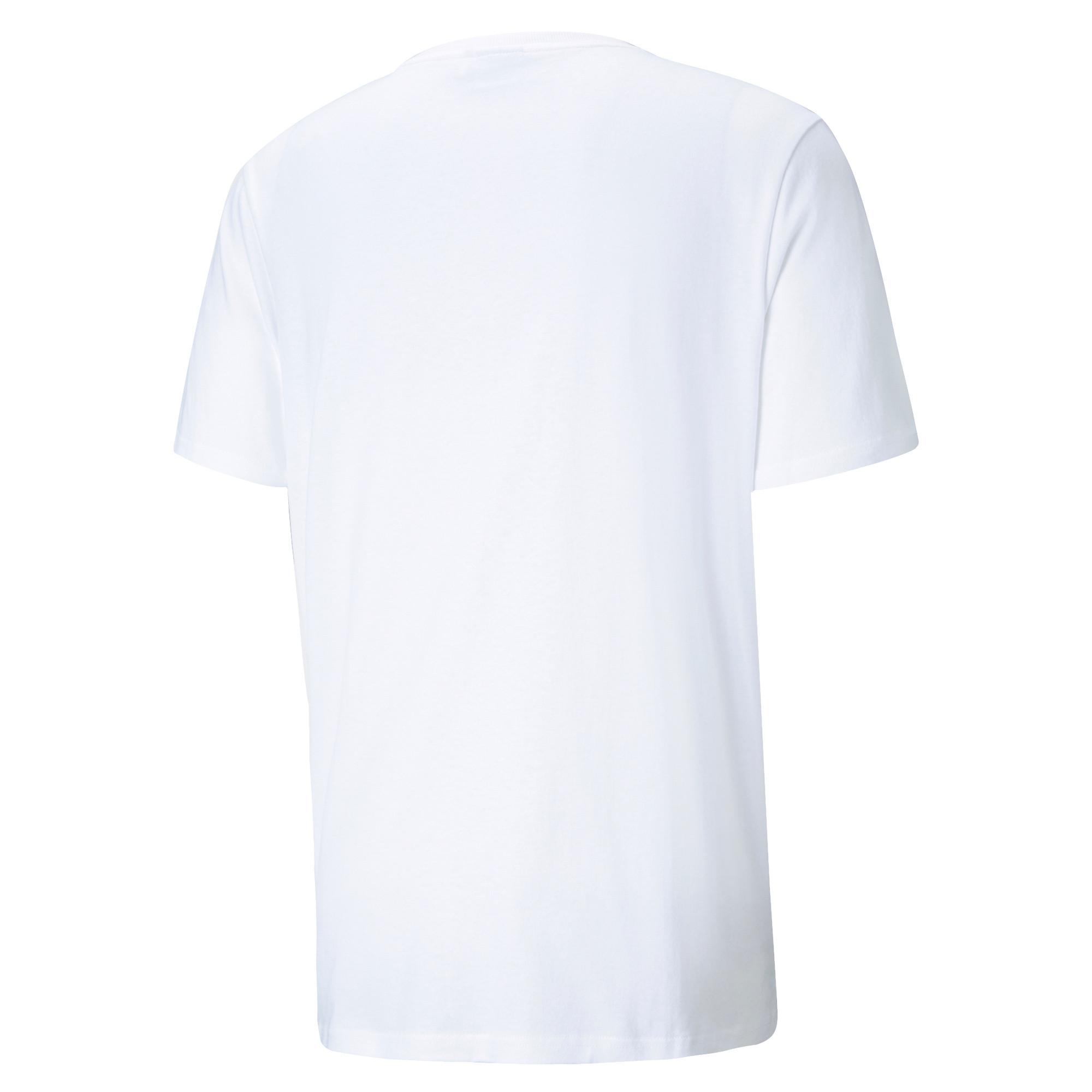 T-shirt uomo, Bianco, large image number 1