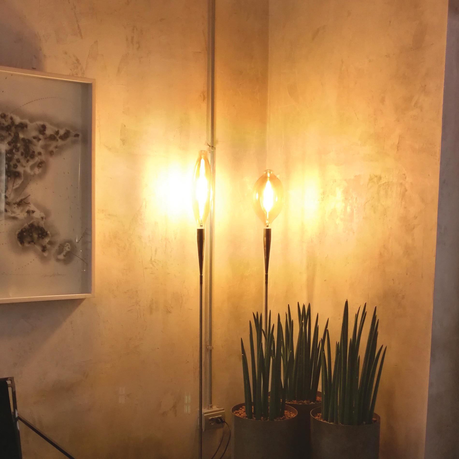 Lampadina Vintage LEDbyLED, Trasparente, large image number 2