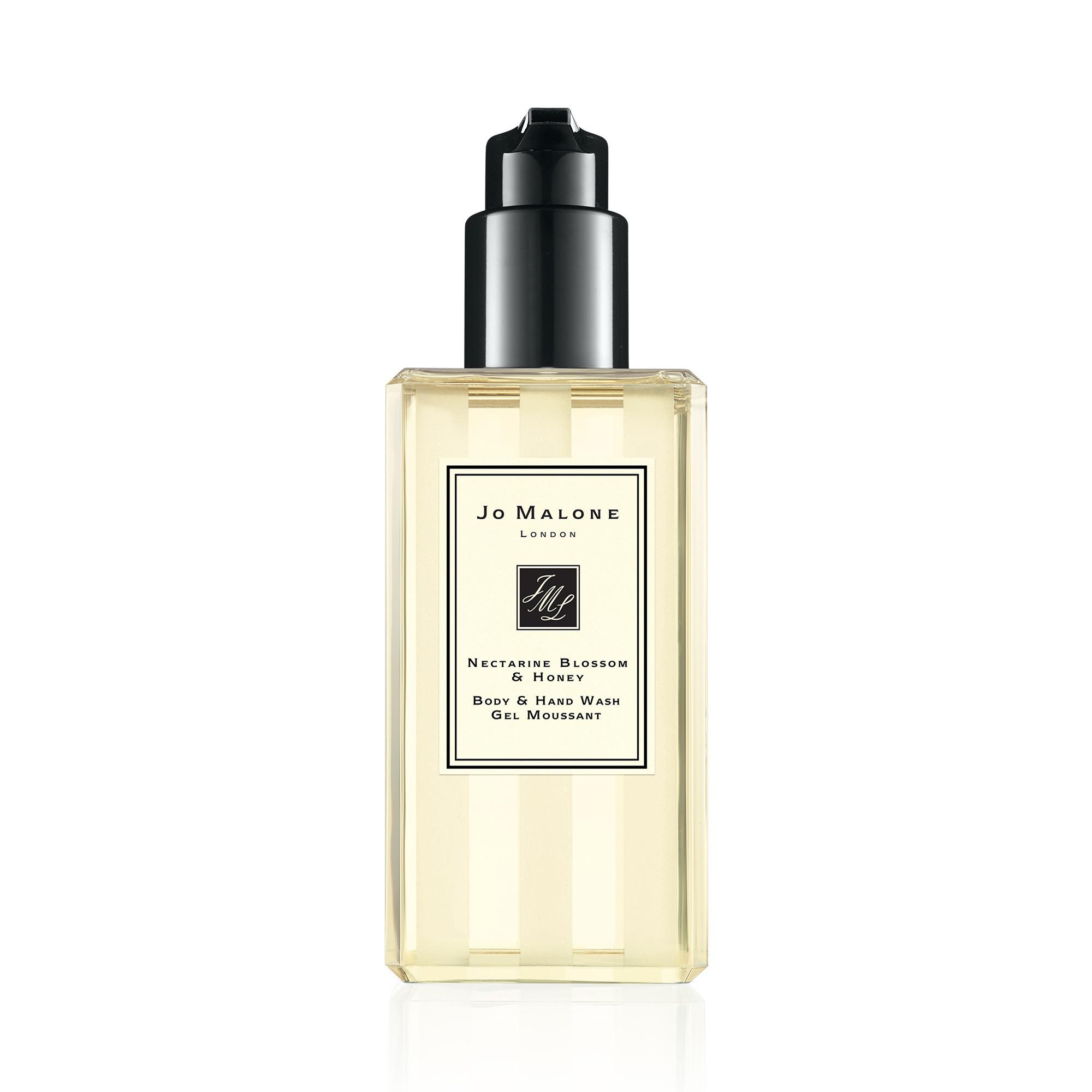 Jo Malone London nectarine blossom & honey body & hand wash 250 ml, Beige, large image number 0