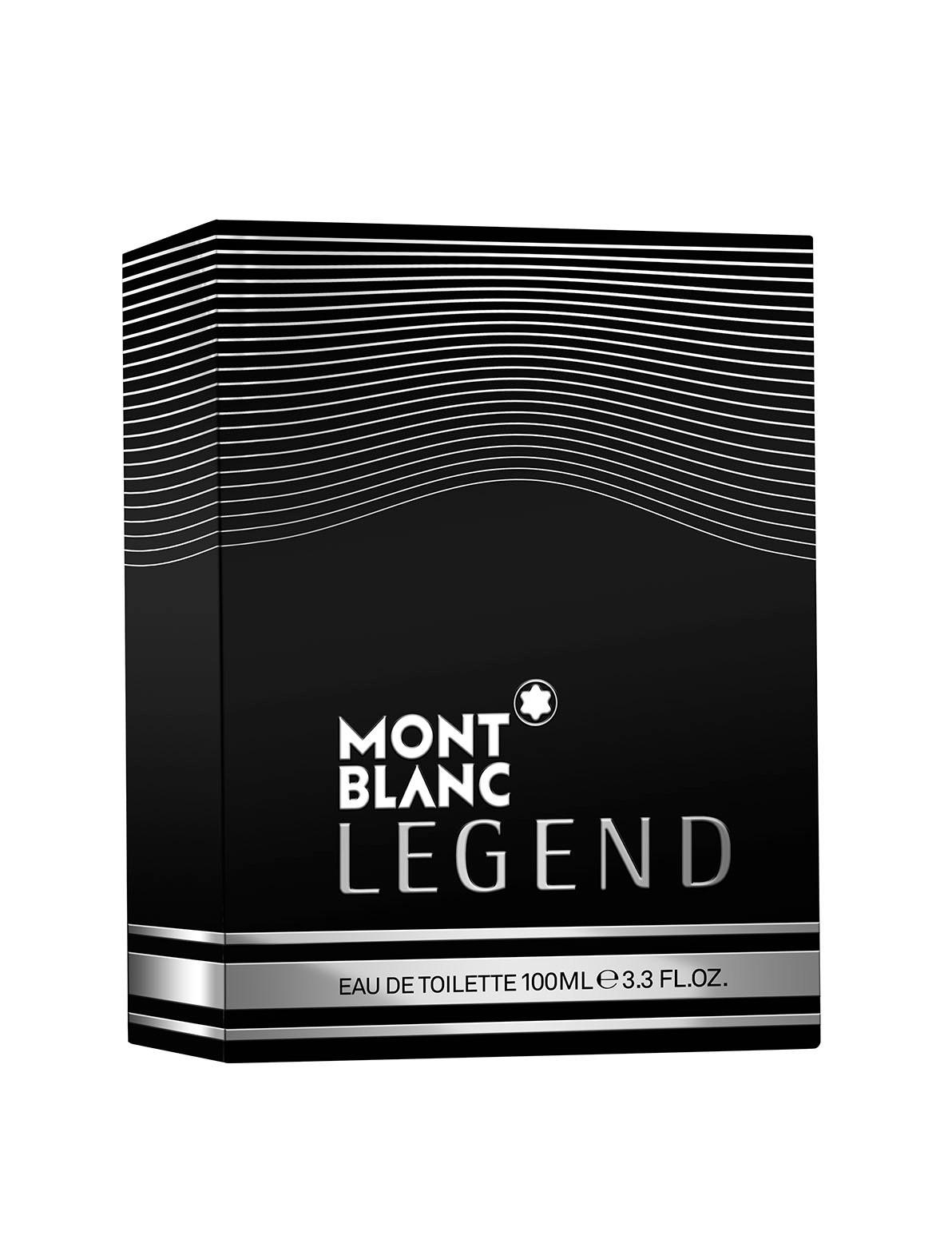 Montblanc Legend Eau de Toilette 100 ml, Nero, large image number 2