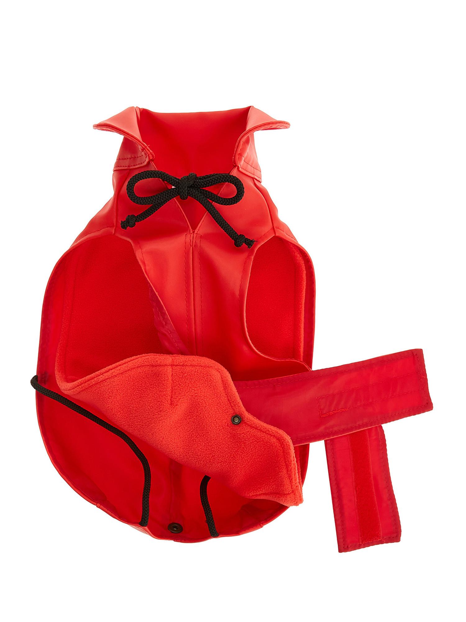 Cappottino tessuto impermeabile traspirante London, Rosso, large image number 6