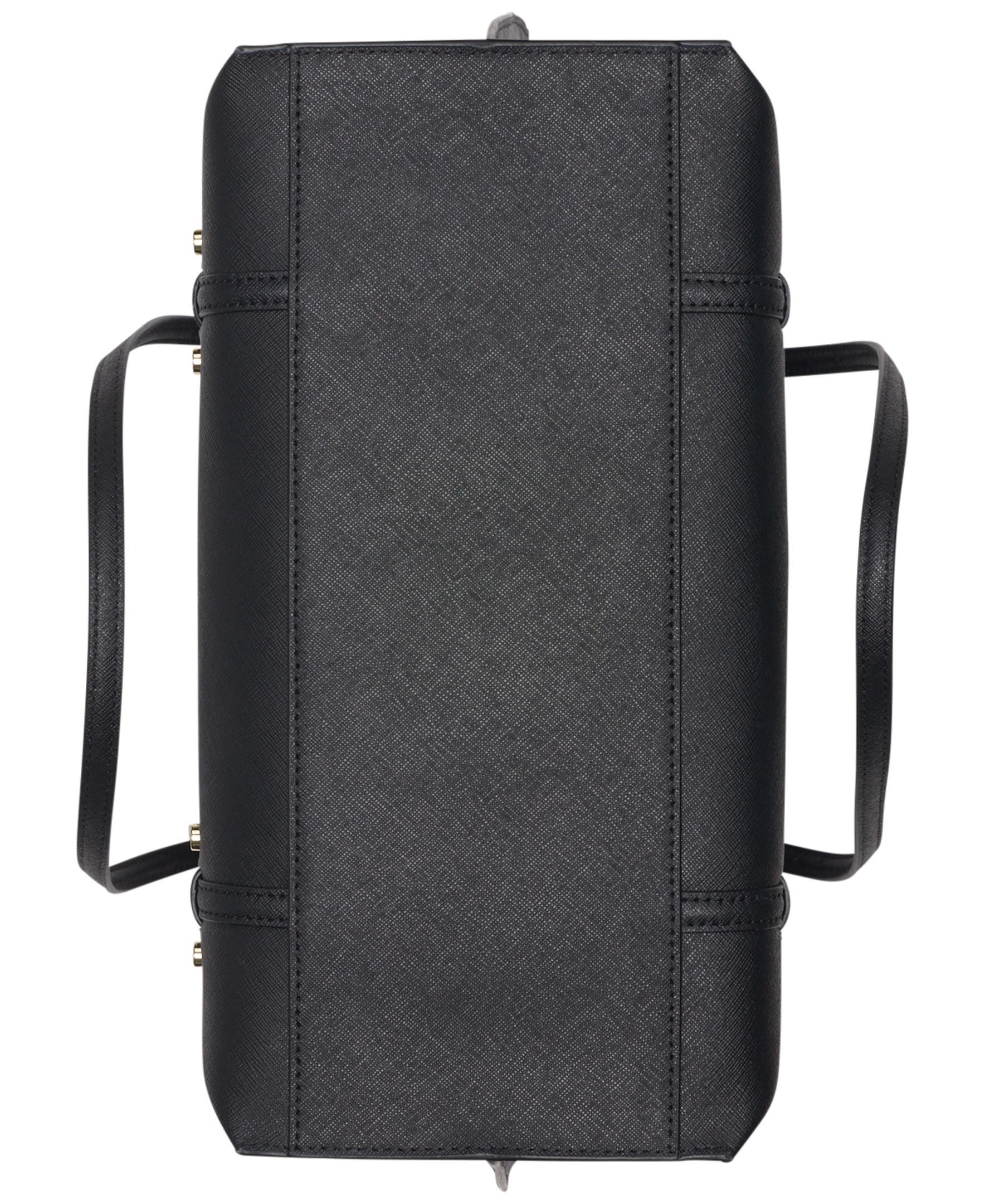 Tote bag, Nero/Oro, large image number 4
