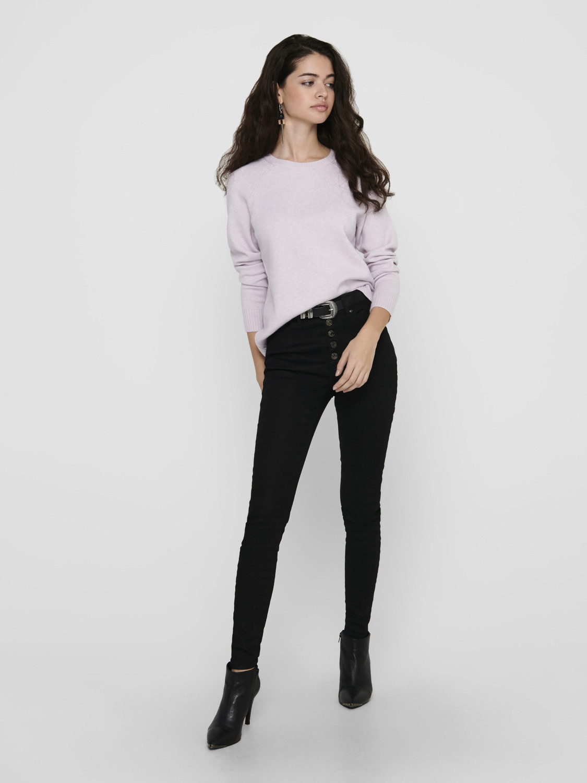 Pullover donna, Rosa, large image number 3