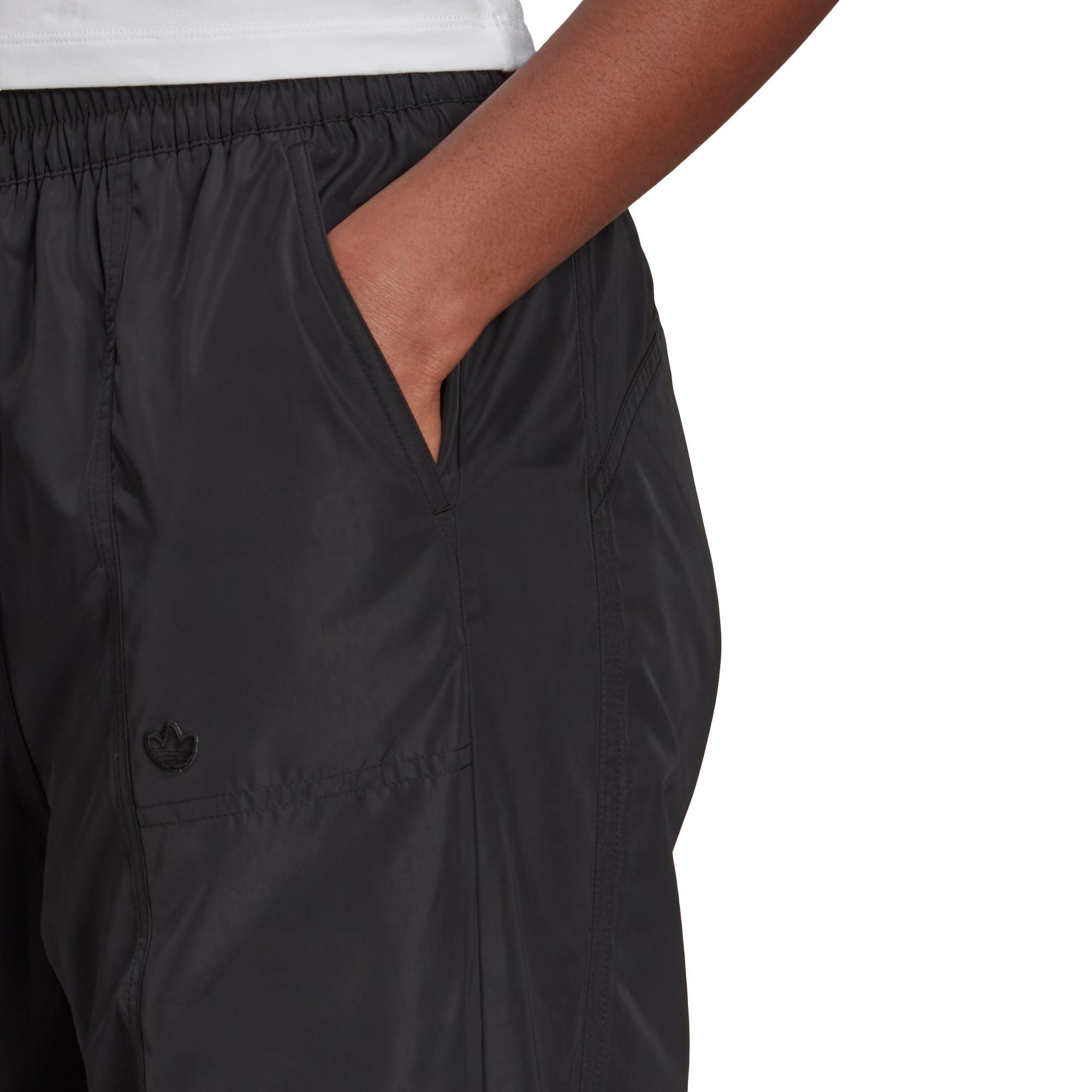 Track pants adicolor Nylon, Nero, large image number 4