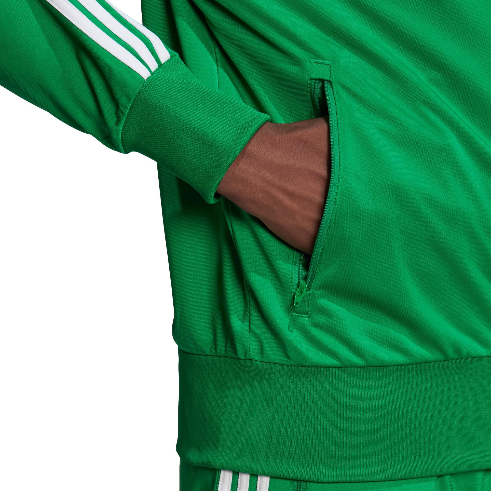 Giacca tuta Adicolor Classics Firebird, Verde, large image number 6