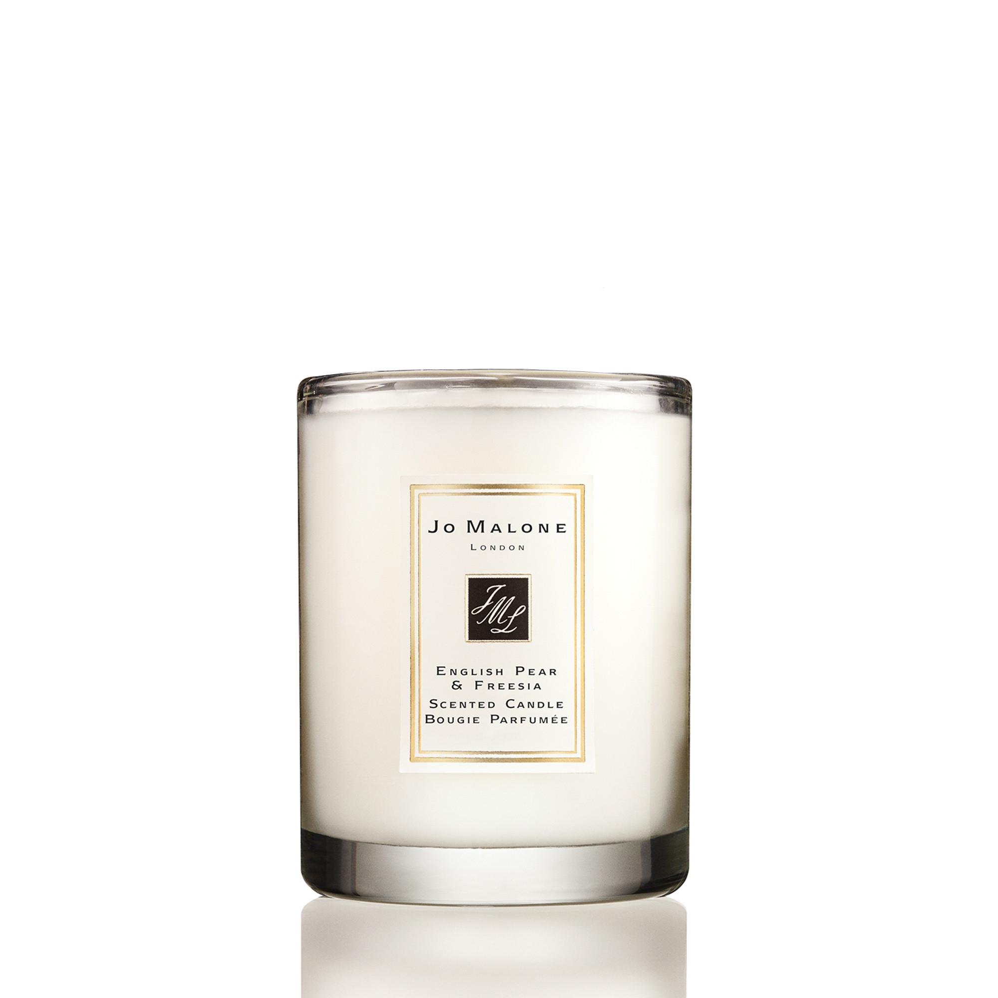Jo Malone London english pear & freesia travel candle 60 g, Nero, large image number 0
