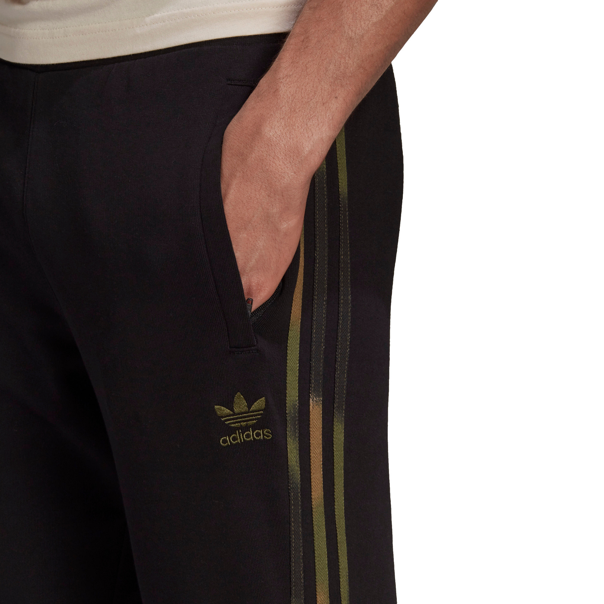 Pantaloni tuta Camo Stripes, Multicolor, large image number 1