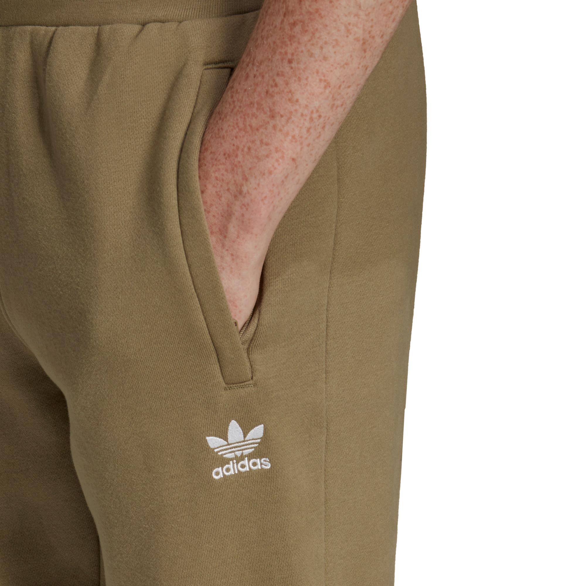 Pantaloni adicolor Essentials Trefoil, Verde, large image number 5
