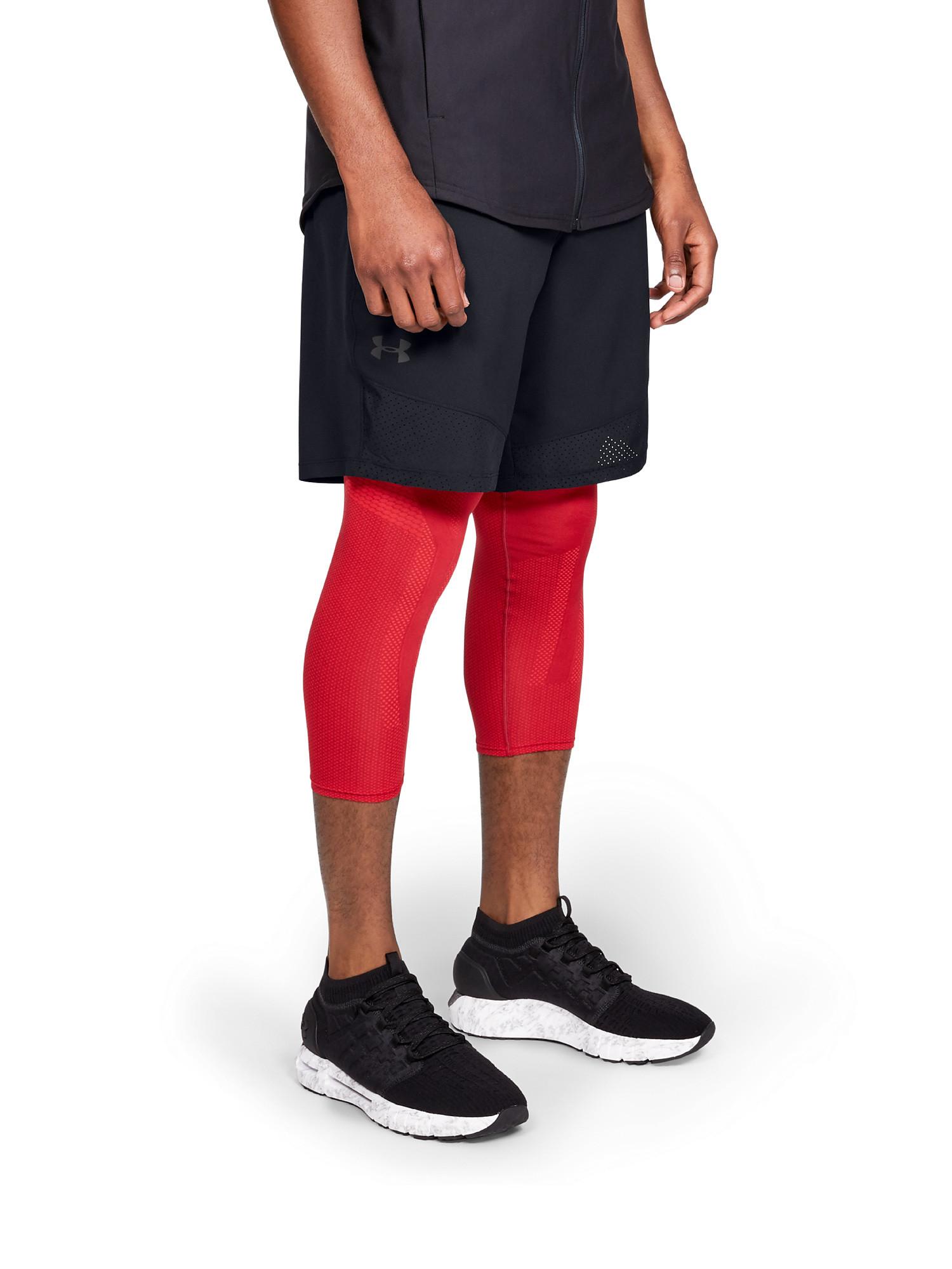 Shorts da uomo, Nero, large image number 3