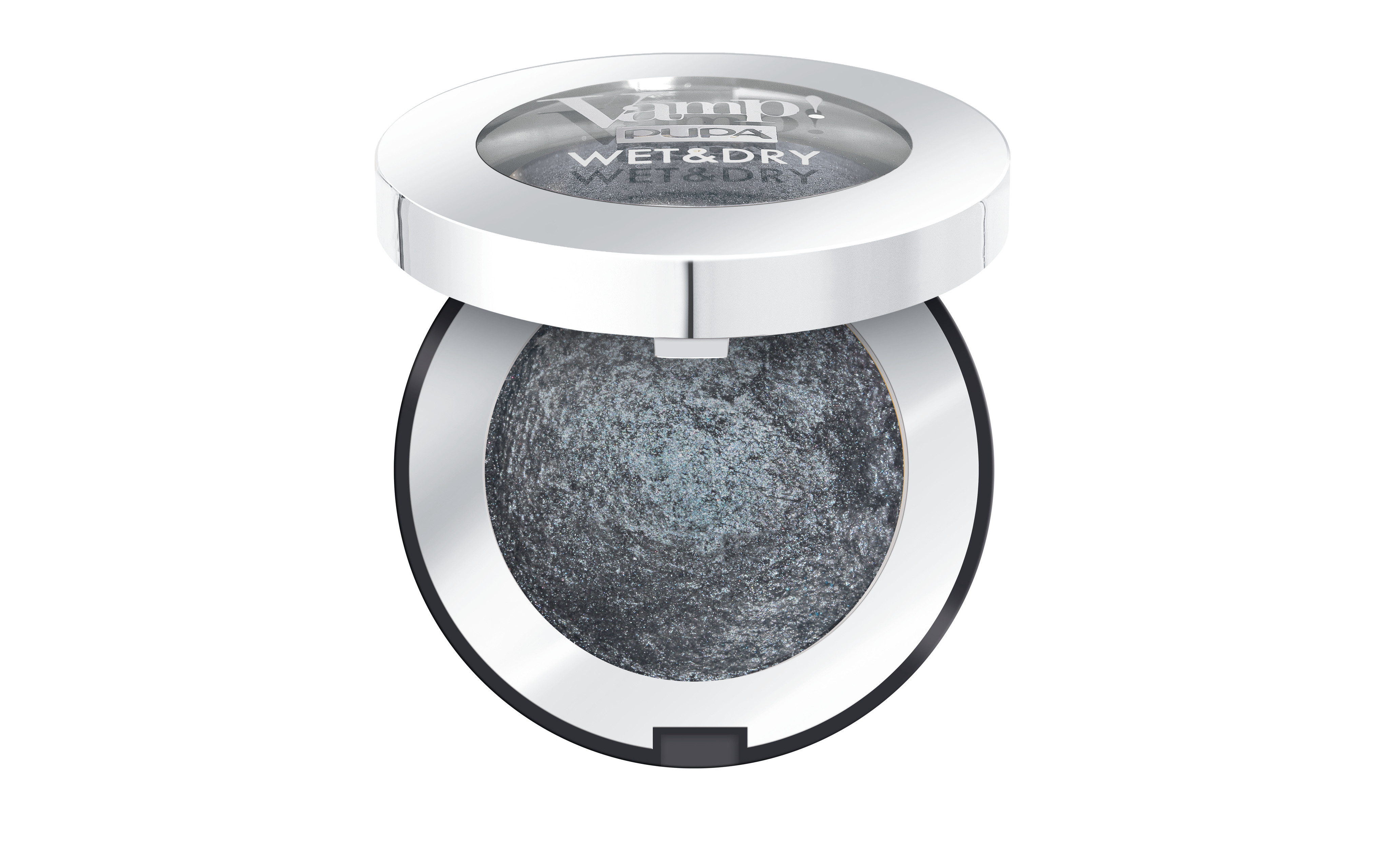 Pupa vamp! Wet&dry ombretto - 305, 305ANTHRACITE GREY, large image number 0