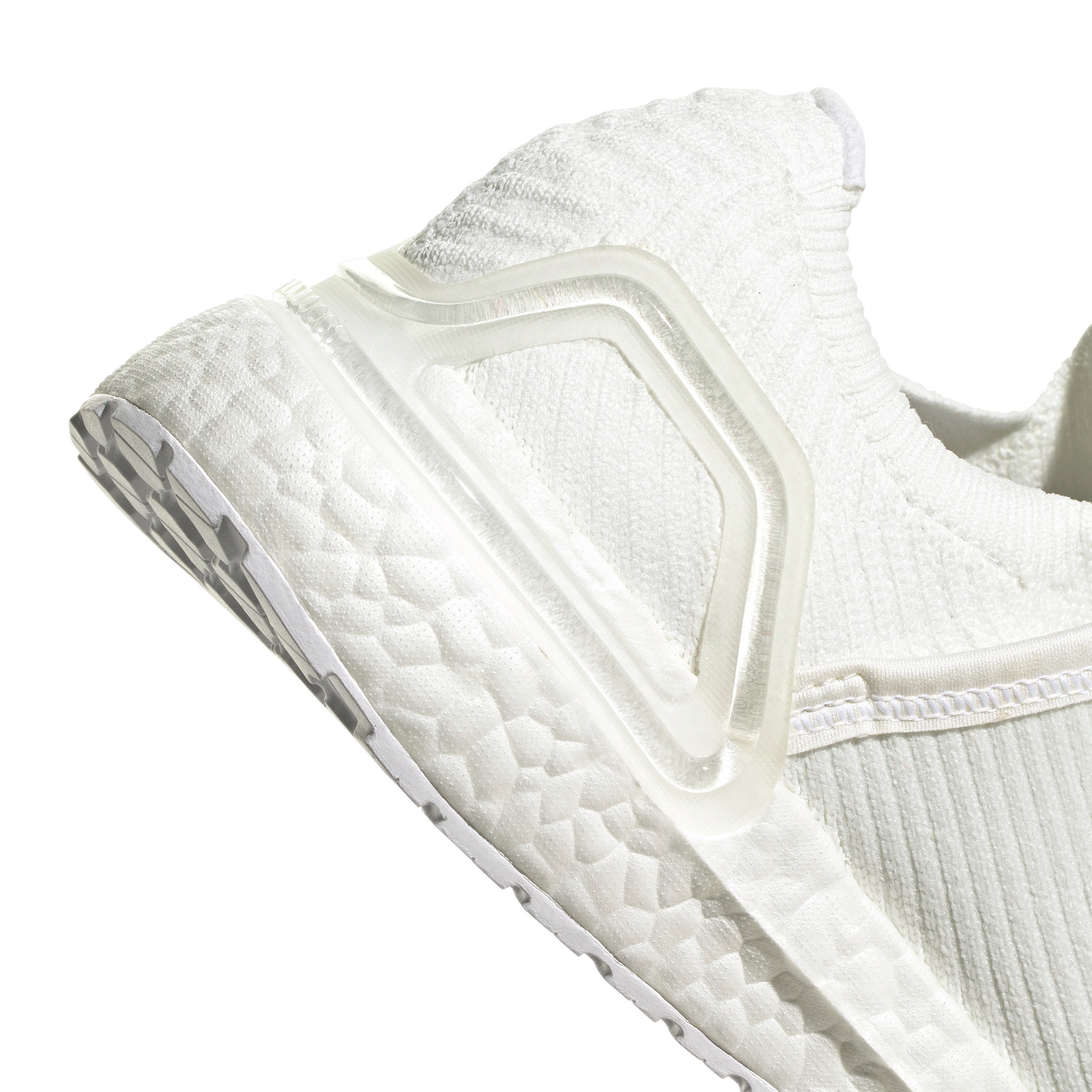 Trainers Ultraboost 20 No Dye Running, Bianco, large image number 4