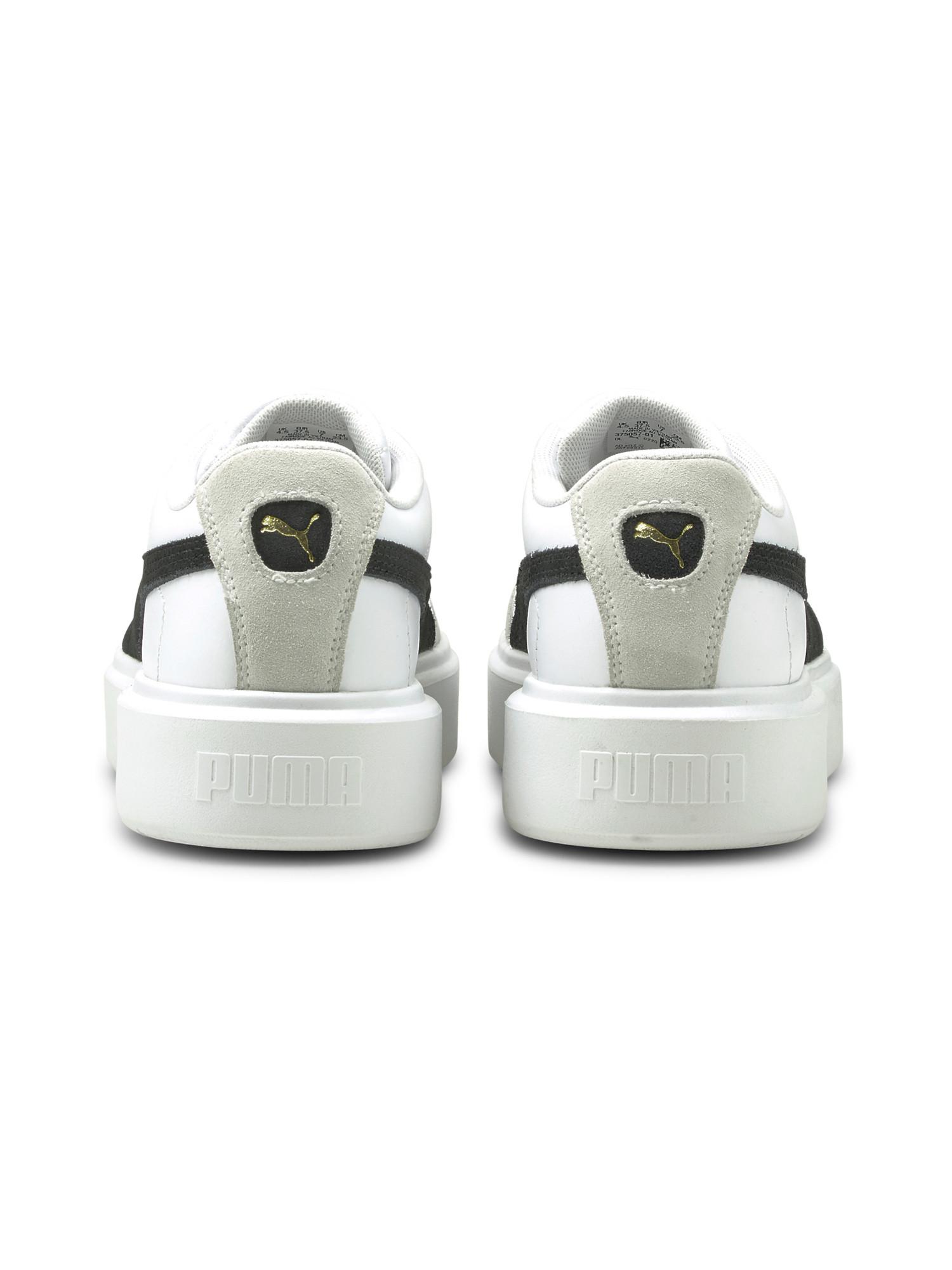 Sneakers Oslo Maya, Nero/Bianco, large image number 4