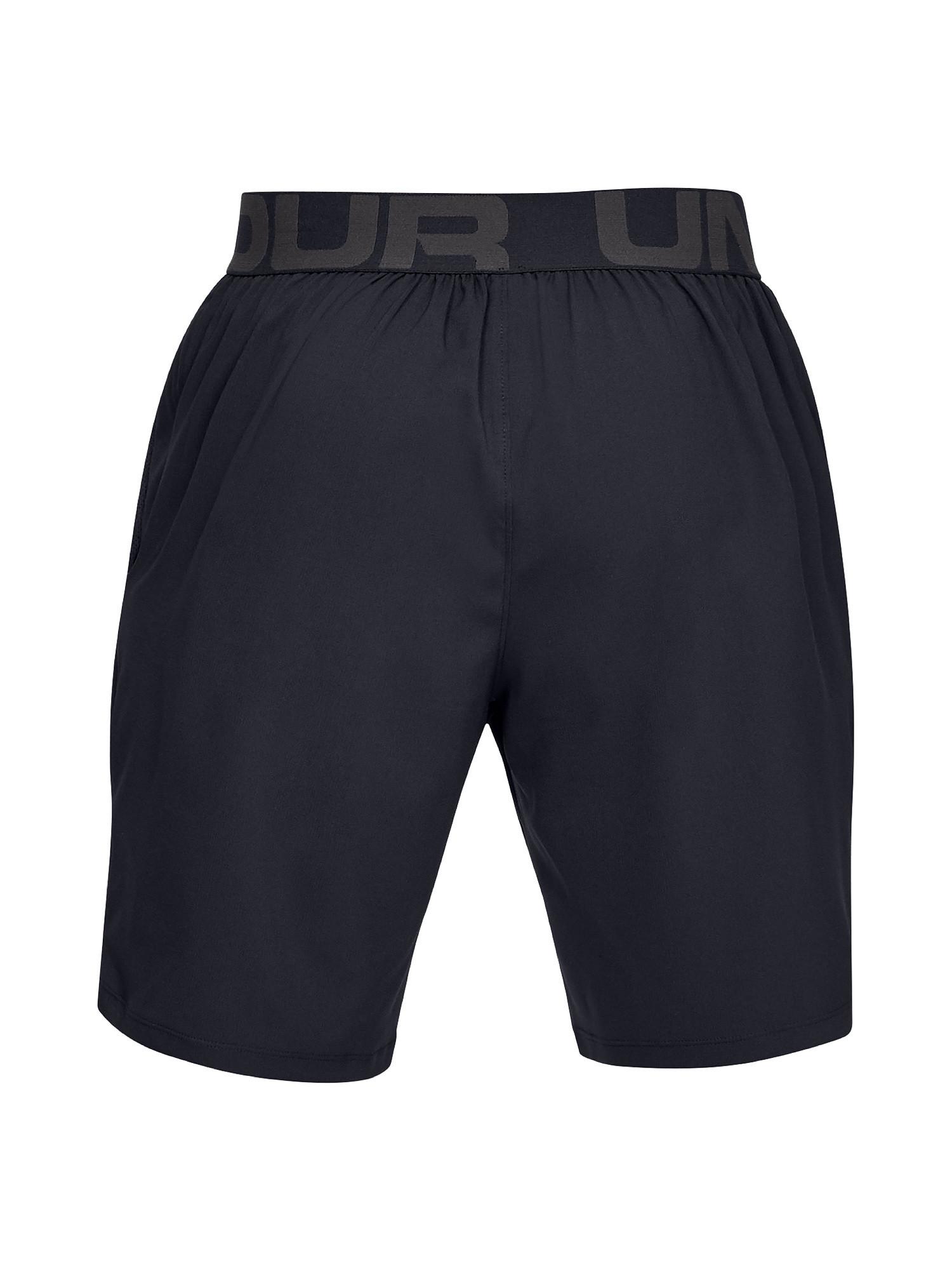 Shorts da uomo, Nero, large image number 0