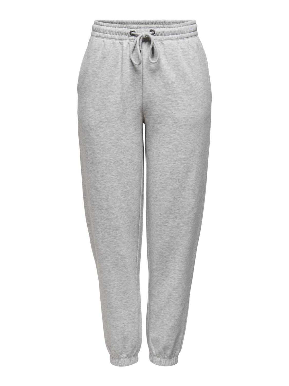 Pantaloni tuta donna, Grigio, large image number 0