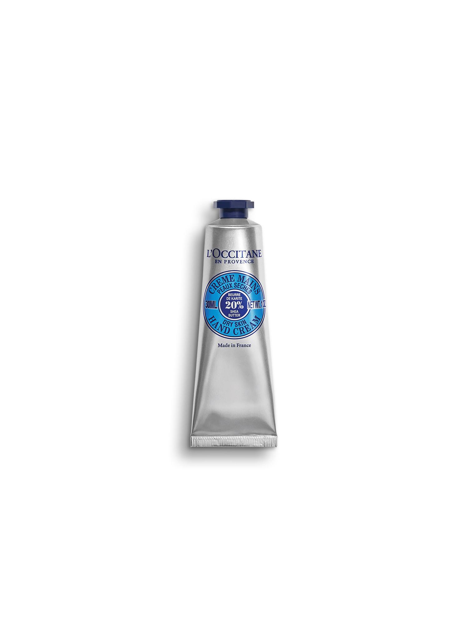Crema Mani Karite 30 ml, Trasparente, large image number 0