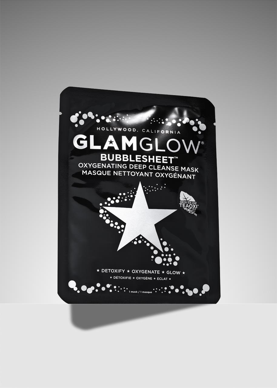 Glamglow oxygenating deep cleanse mask, Nero, large image number 0