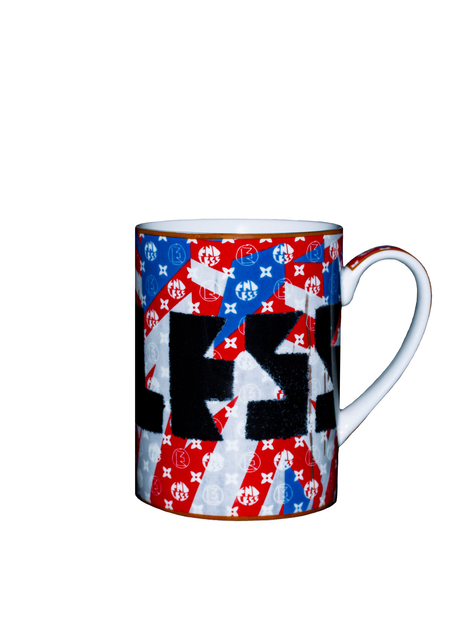 Mug con Logo Endless, Multicolor, large image number 0