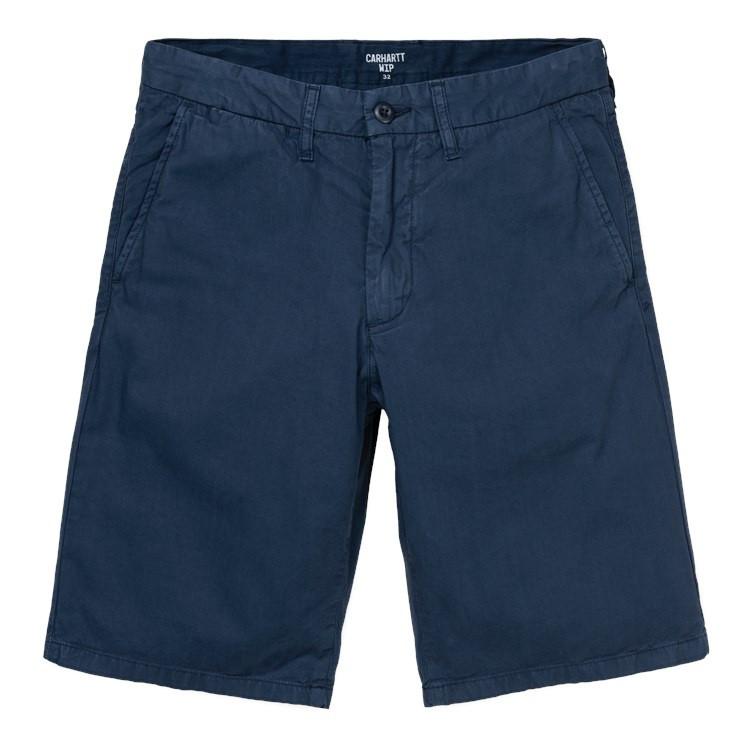 Shorts Johnson, Blu scuro, large image number 0