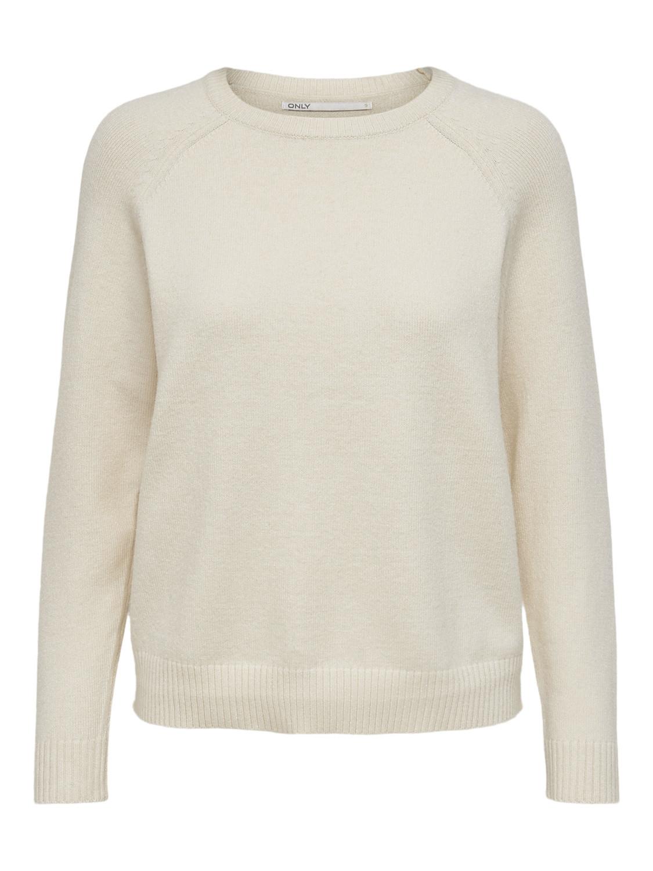 Pullover donna, Bianco, large image number 0