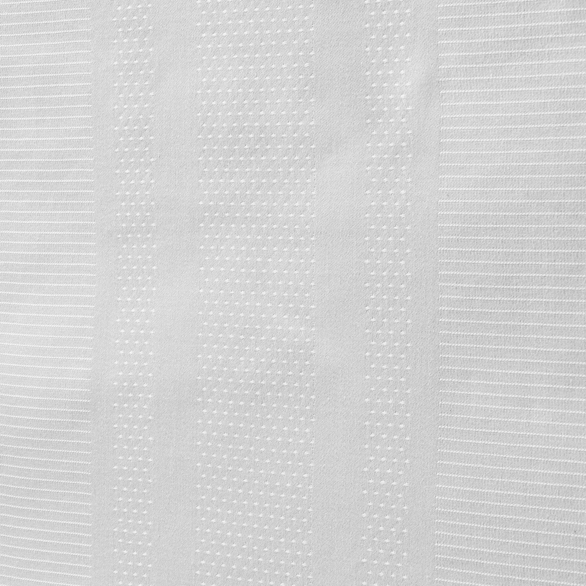 Tovaglia puro cotone egiziano jacquard, Bianco ghiaccio, large image number 1