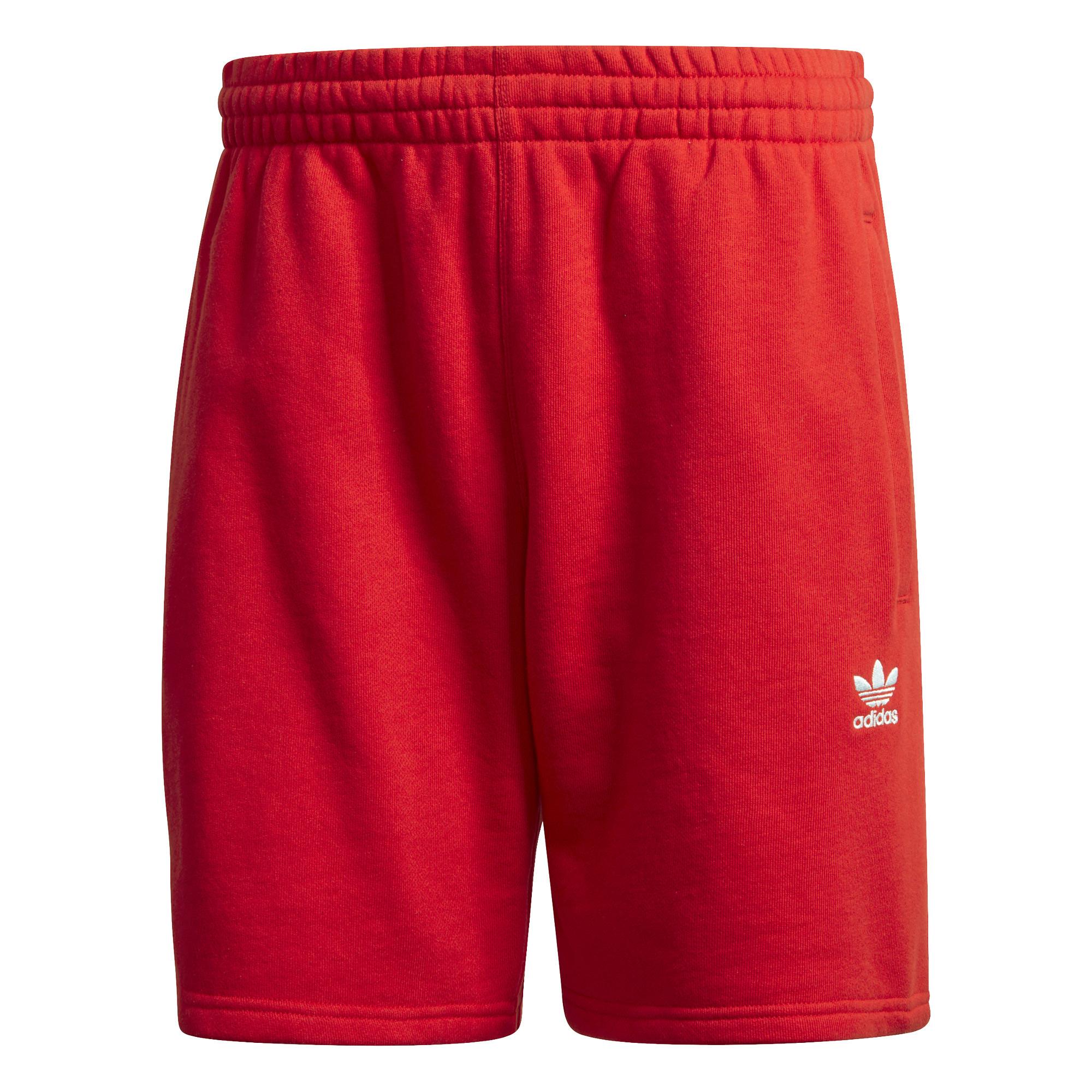 Short loungewear trefoil Essentials, Rosso, large image number 0