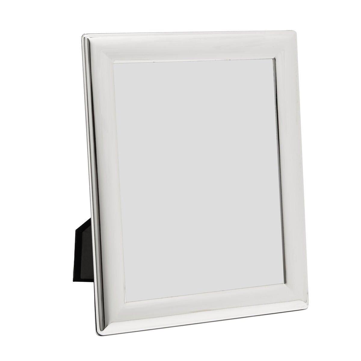 Portafoto silver plated, Grigio argento, large image number 0