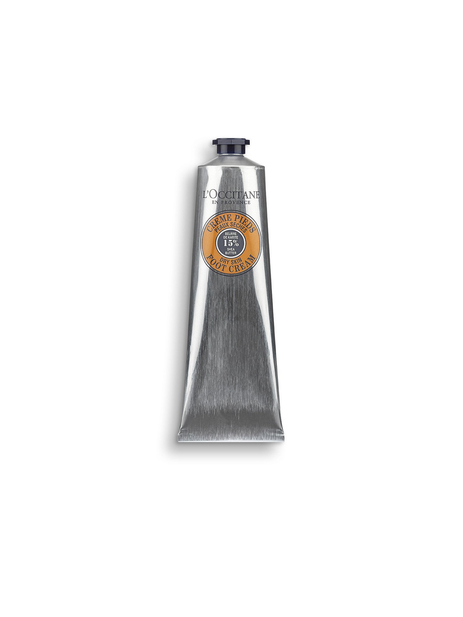 Crema Piedi Karite 150 ml, Trasparente, large image number 0