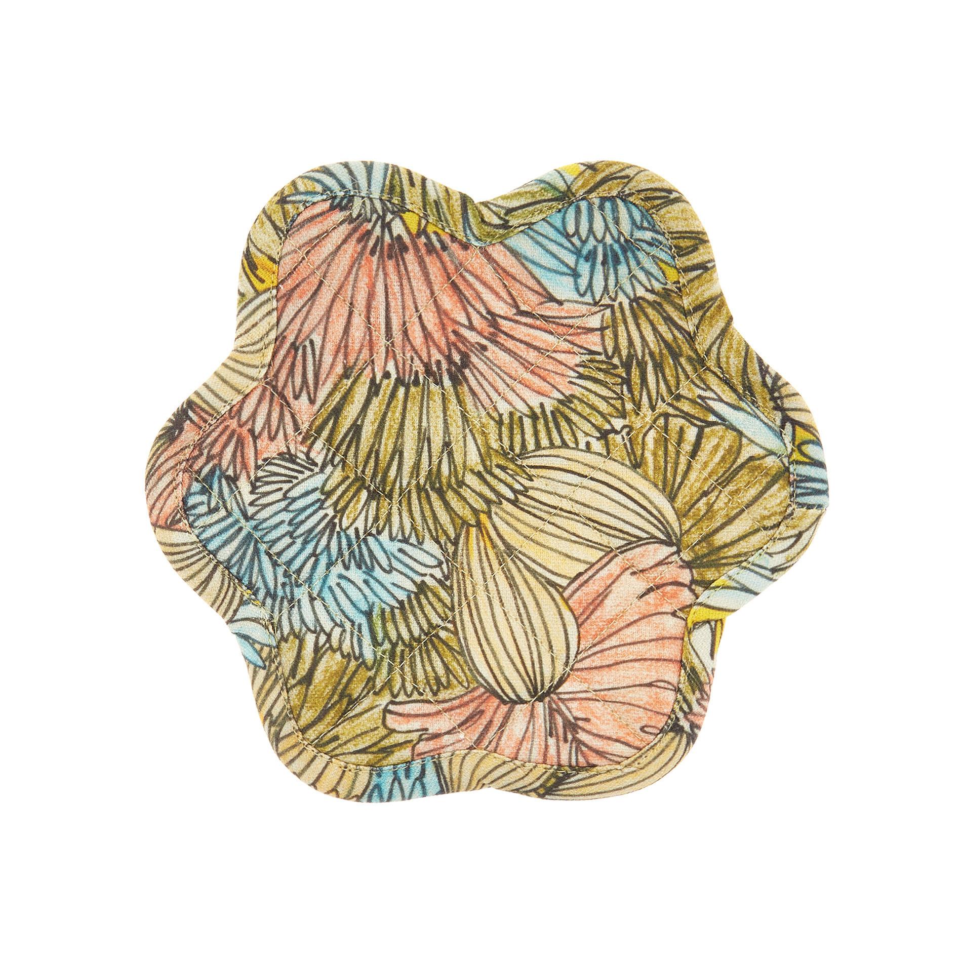 Presina puro cotone organico stampa cactus, Multicolor, large image number 0