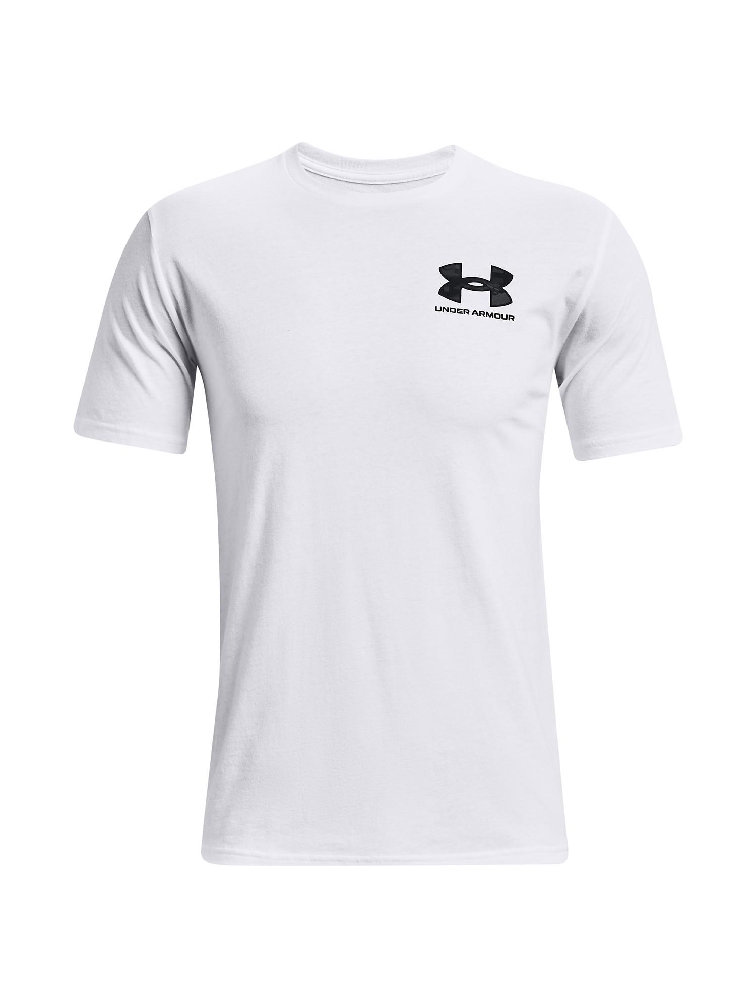 T-shirt sportiva uomo , Bianco, large image number 0