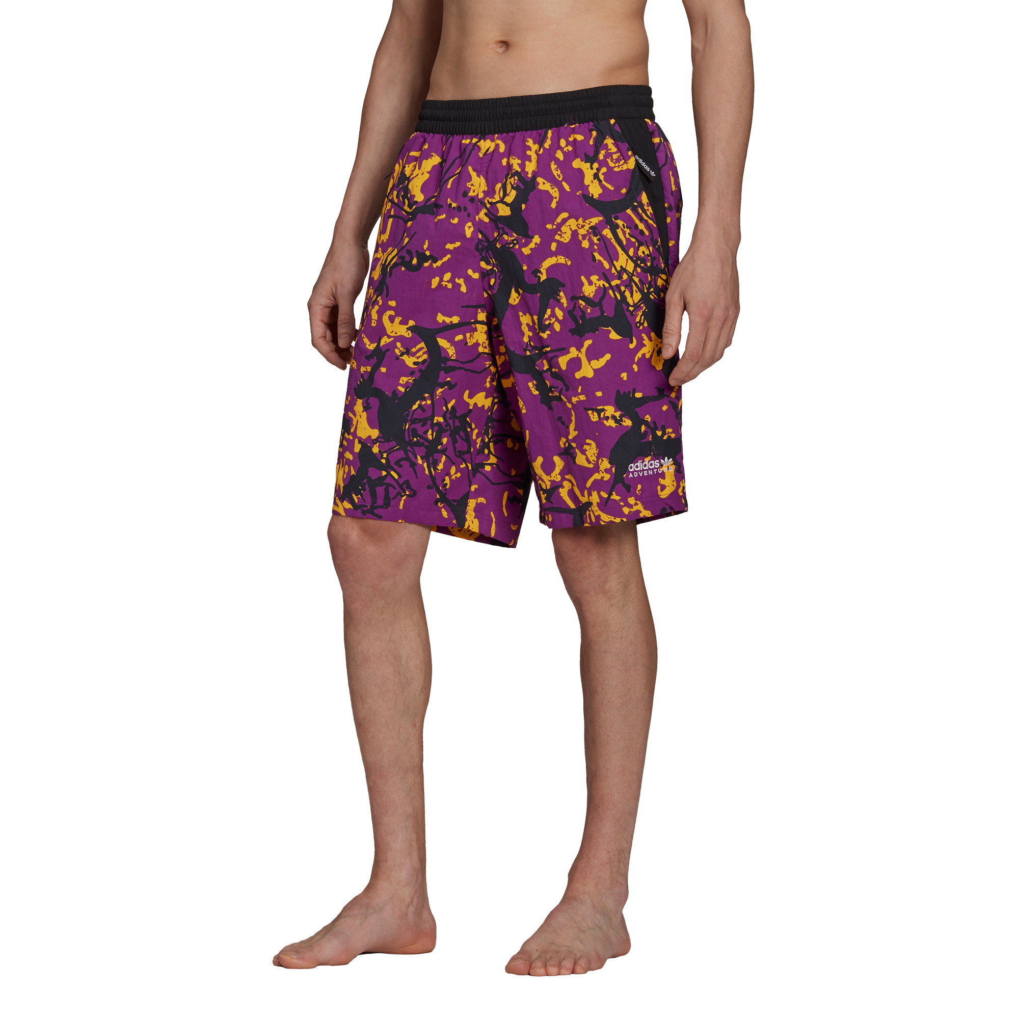 Shorts adidas Adventure Archive Printed Woven, Multicolor, large image number 1