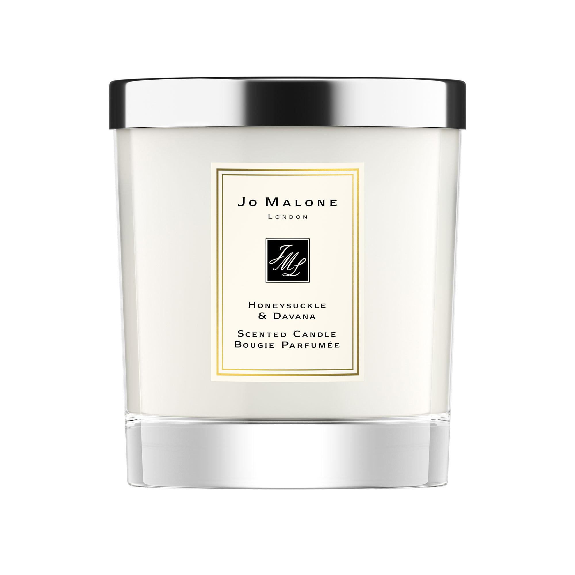 Jo Malone London honeysuckle & davana home candle 200 g, Nero, large image number 0