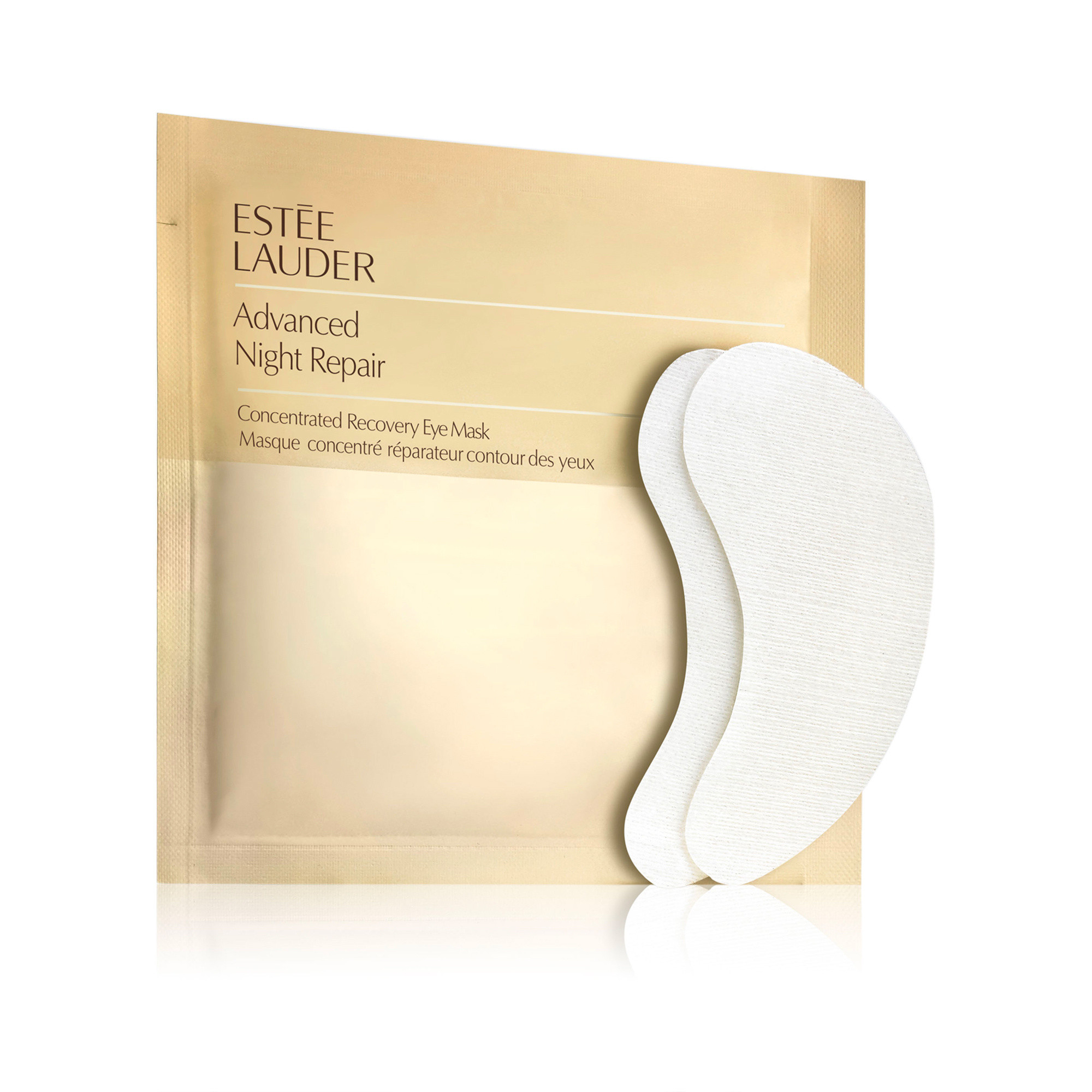 Estée Lauder advanced night repair concentrated recovery powerfoil mask x4  4 pcs, Azzurro, large image number 1