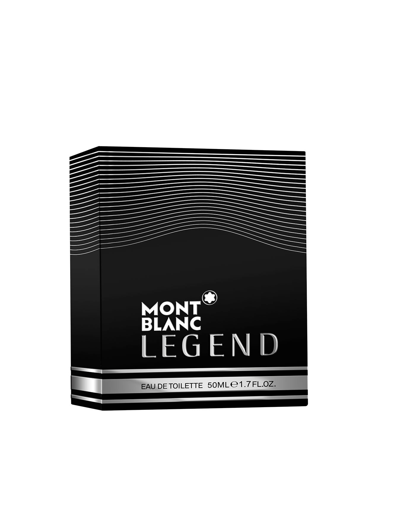 Montblanc Legend Eau de Toilette 50 ml, Nero, large image number 2