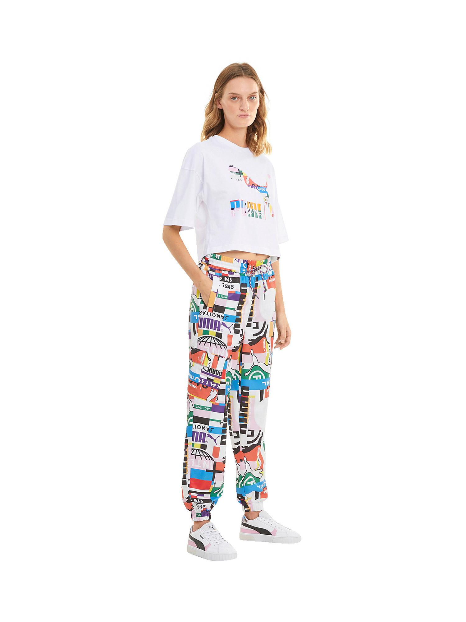 T-shirt donna, Multicolor, large image number 3