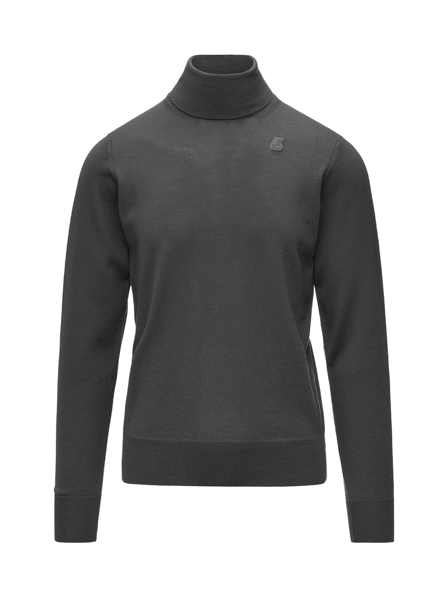 Maglione in lana merino Henry, Grigio, large image number 0