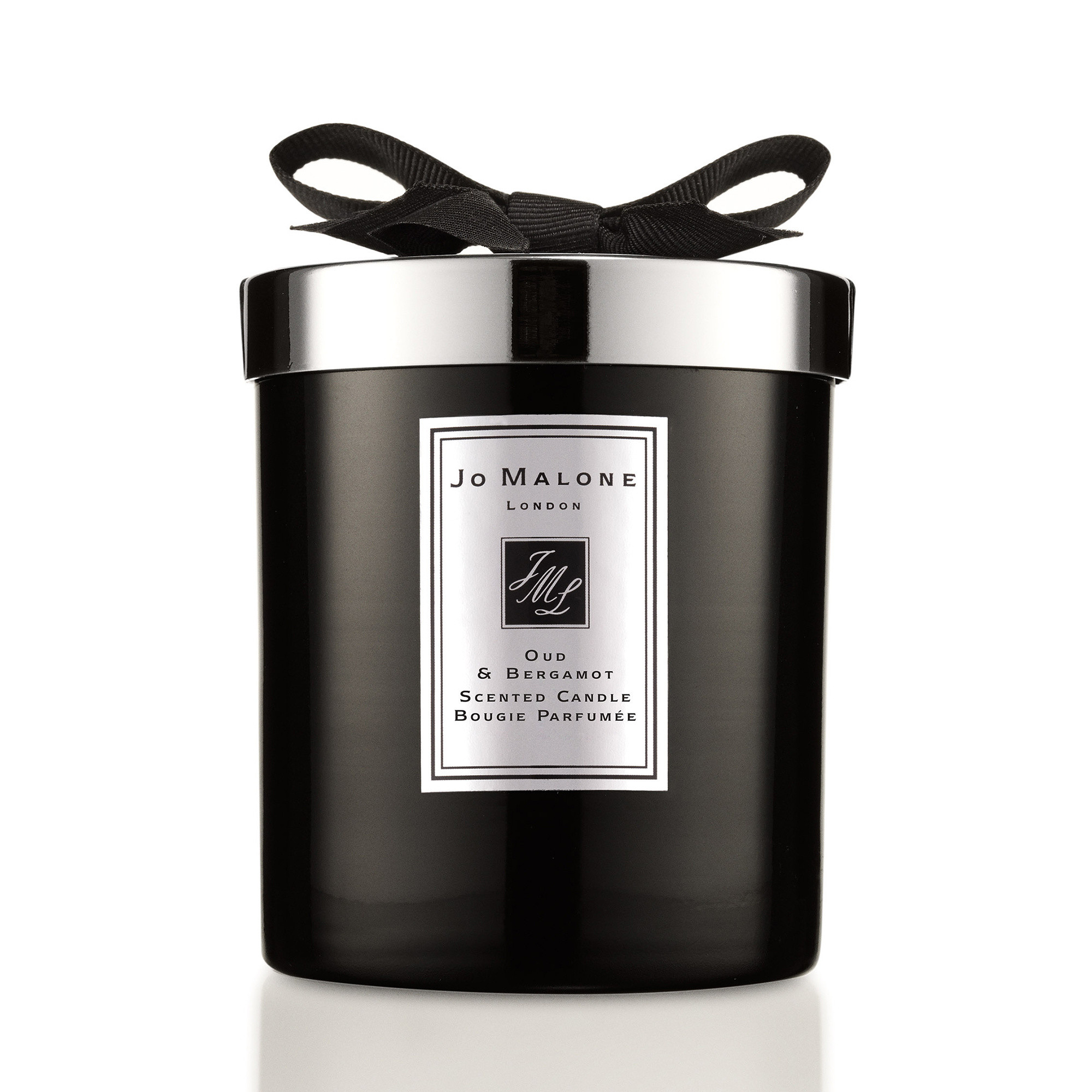 Jo Malone London oud & bergamot home candle intense 200 g, Nero, large image number 0