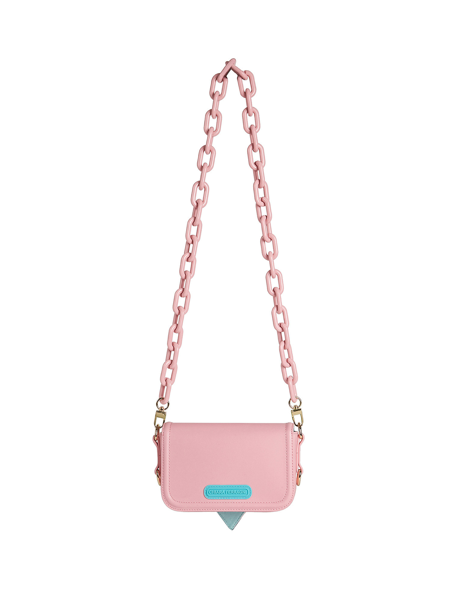 Small Eyelike Bag, Rosa, large image number 1