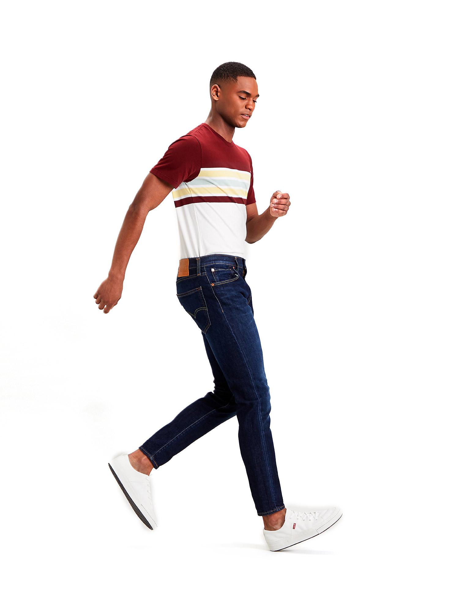 Jeans 5 tasche 512 Slim Taper, Denim, large image number 5
