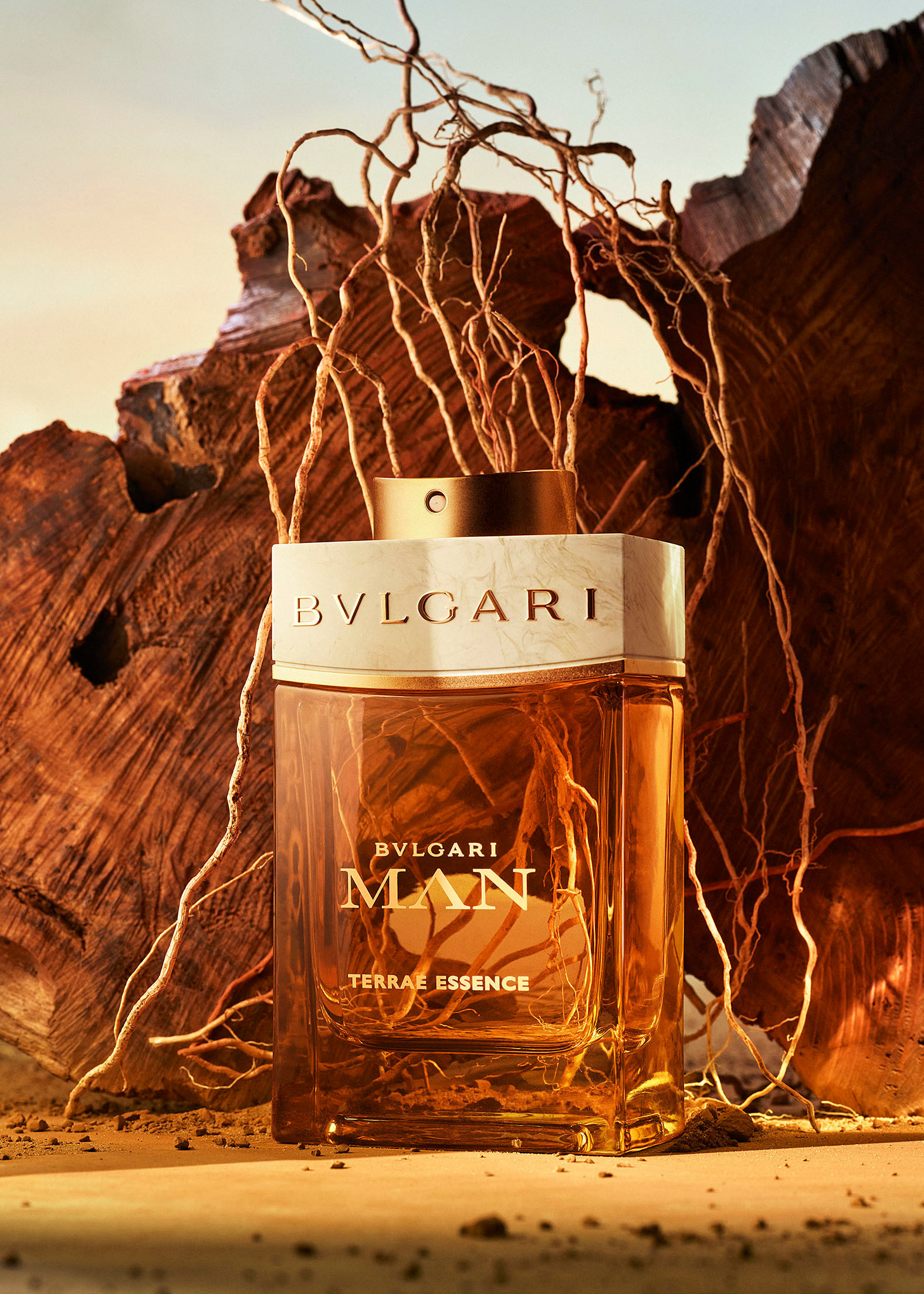 Bvlgari Man Terrae Essence Eau de Parfum, Trasparente, large image number 2
