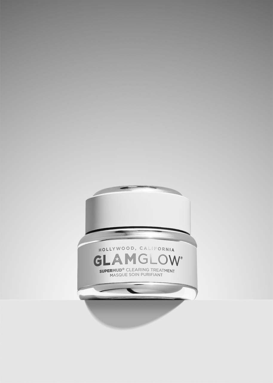Glamglow supermud - clearing treatment 15 gr, Bianco, large image number 0