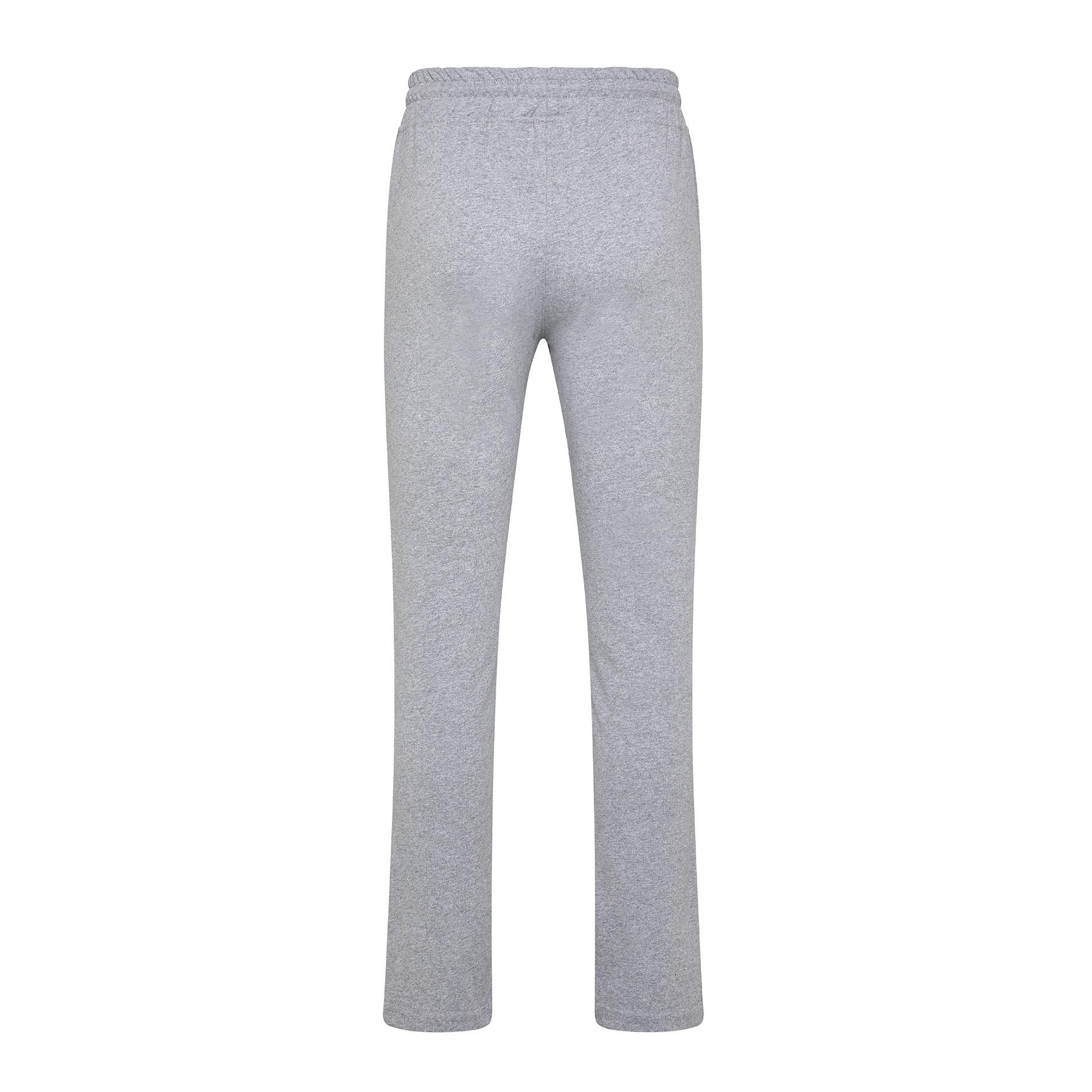 Pantalone felpa di cotone JCT, Grigio, large image number 1