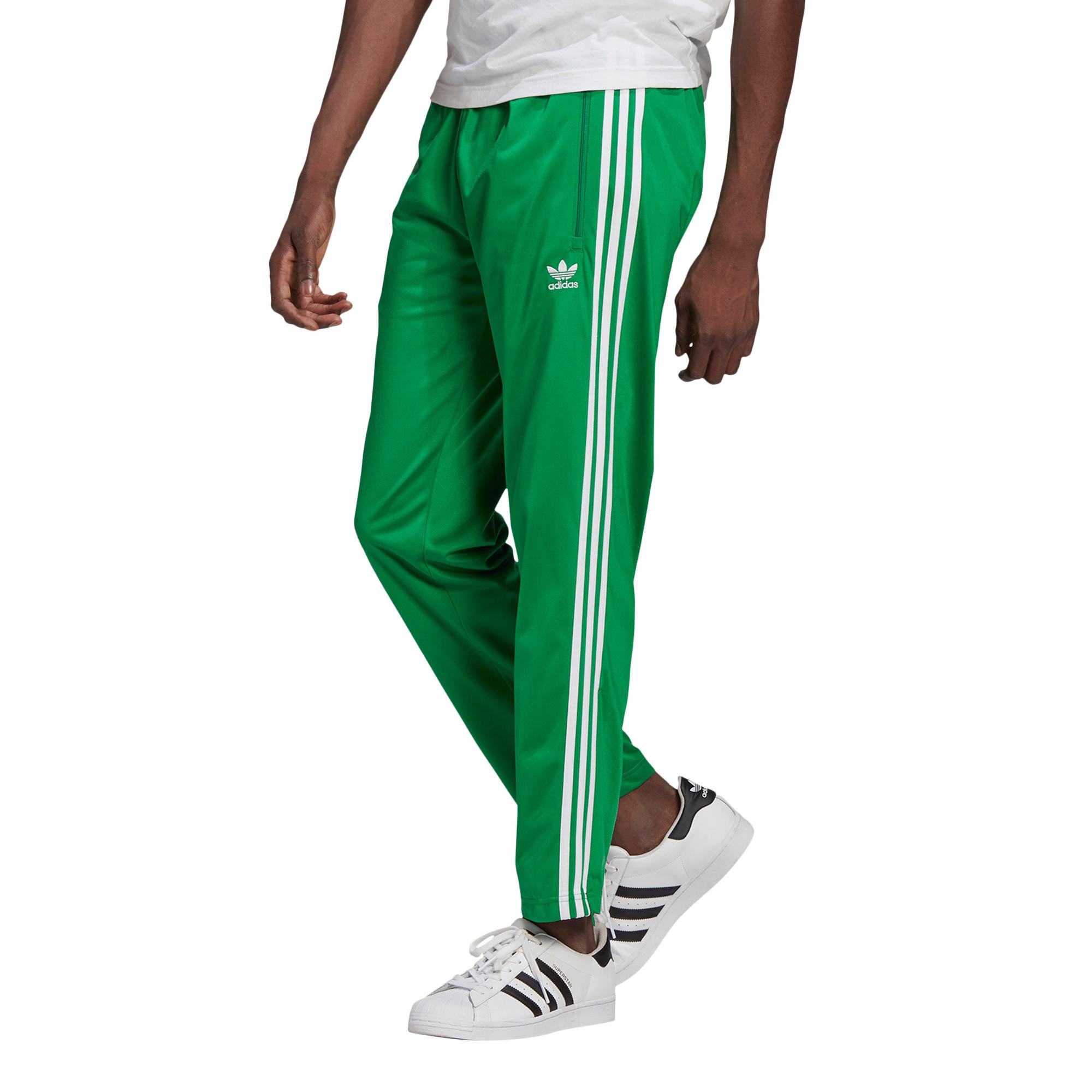 Pantaloni tuta adicolor classics, Verde, large image number 3