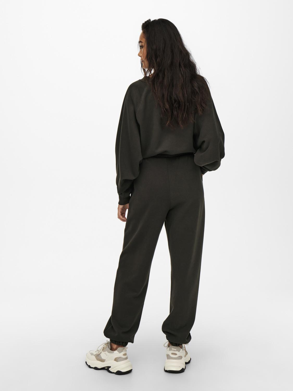 Pantaloni tuta donna, Grigio, large image number 3
